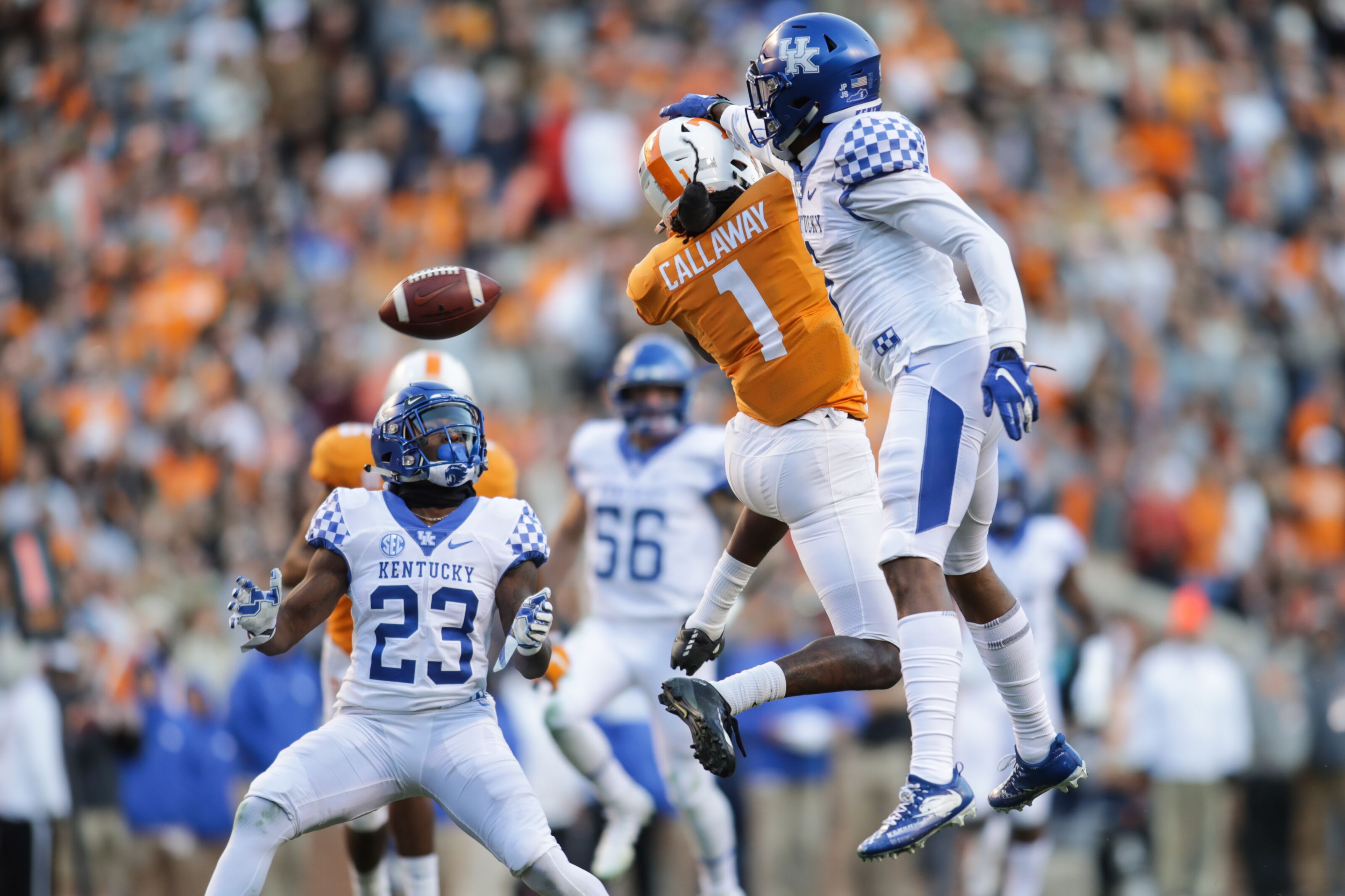 Uk Basketball: Tennessee Football 5 Takeaways: Vols Tame Wildcats In
