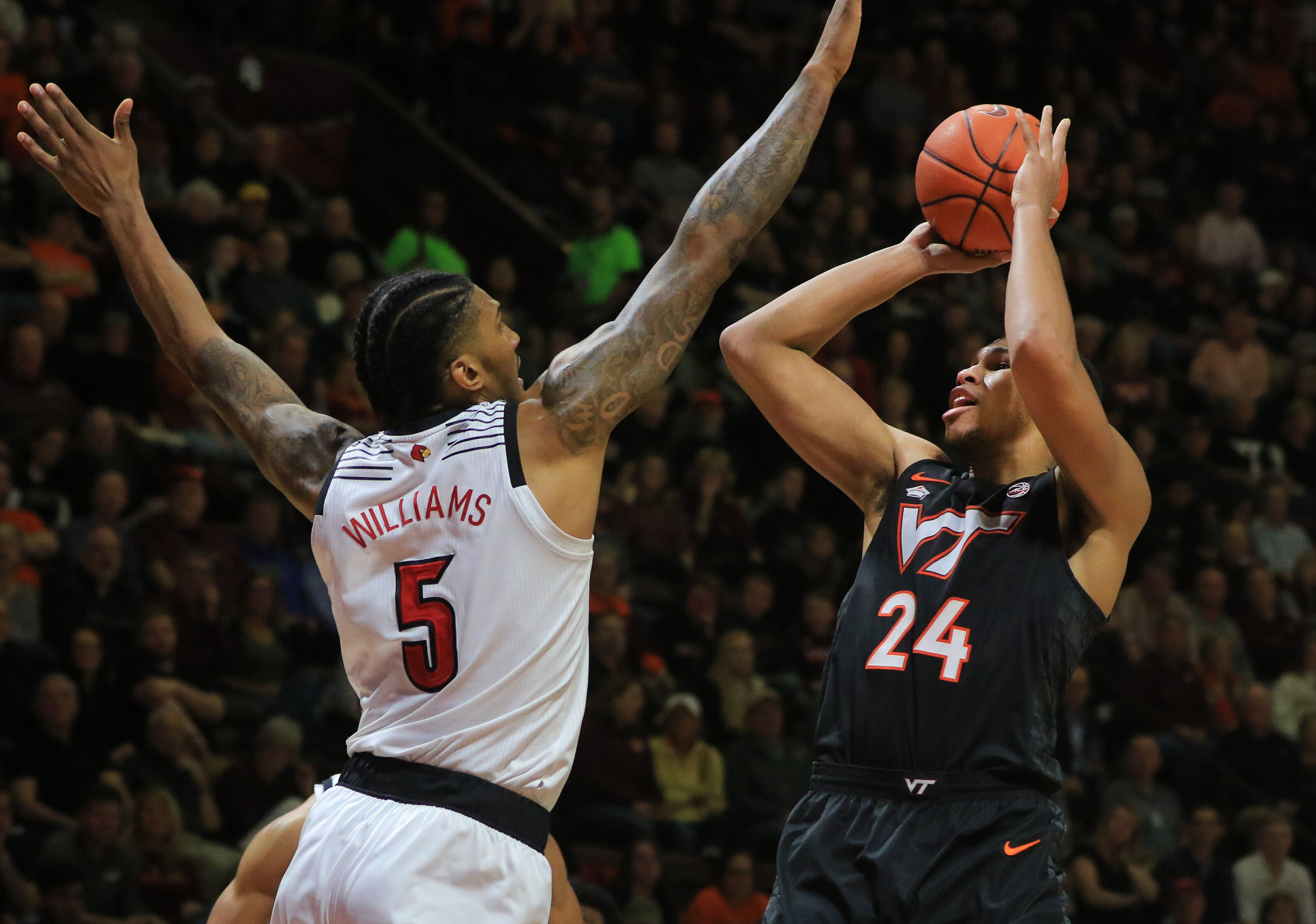 30b1a02f24e02 Tennessee basketball  Landing Kerry Blackshear Jr could be a possibility