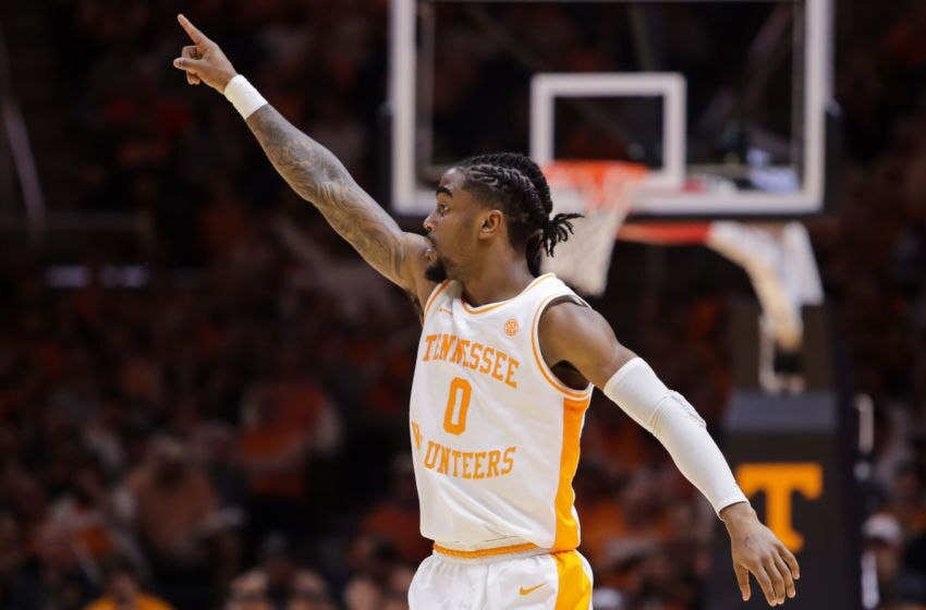 Uk Basketball: Tennessee Basketball: 3 Bold Predictions For No.1 Vols Vs