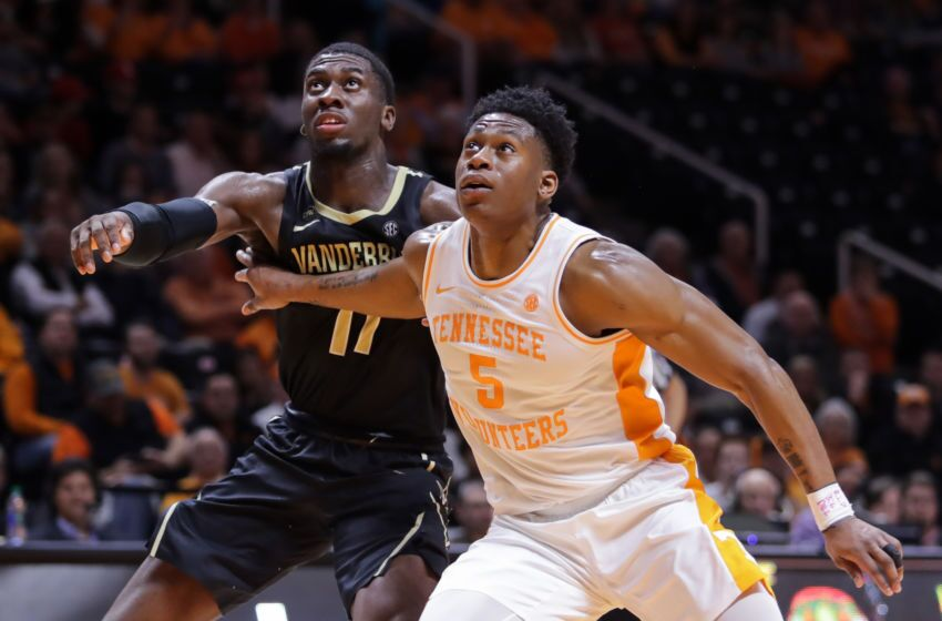 Tennessee basketball: Vols look to get back on track against the Tigers