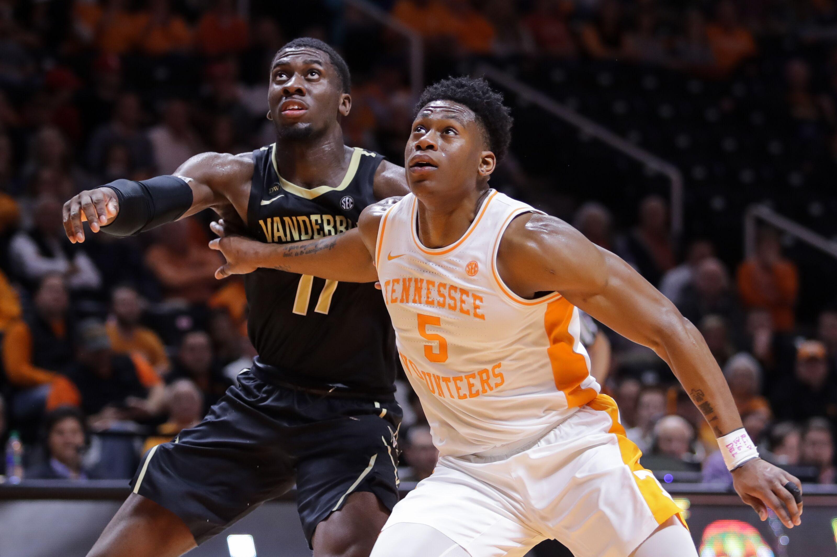 Tennessee basketball: How Kentucky, Duke and LSU developments affected Vols season Wednesday