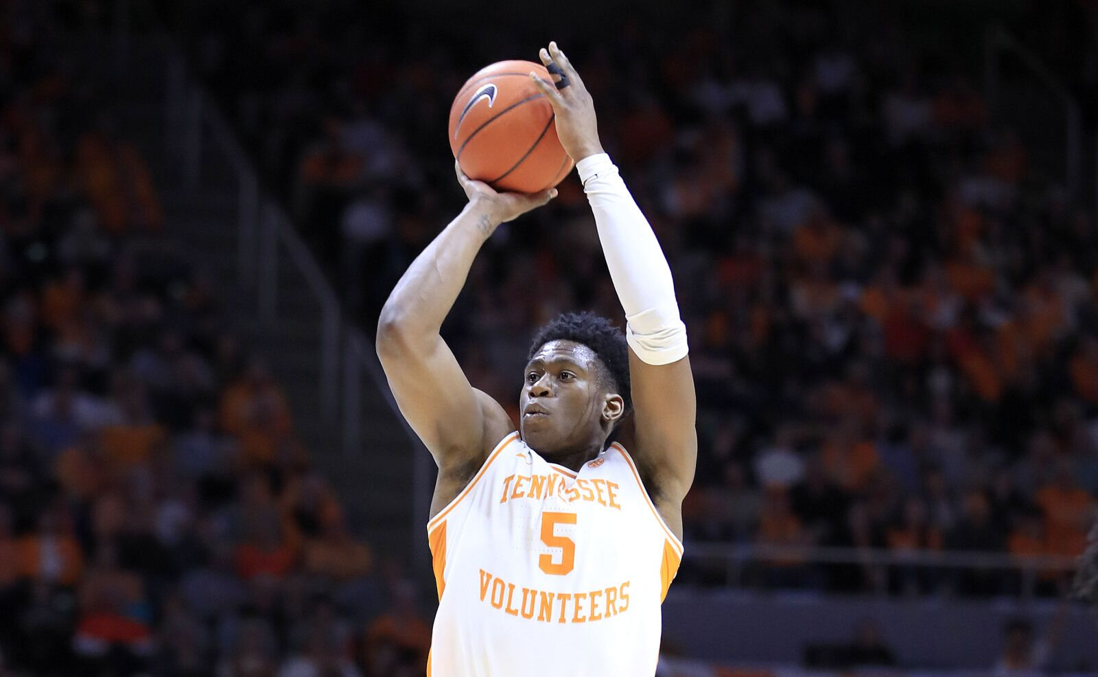 db3d0631f Tennessee basketball  Pressure is finally off Vols after South Carolina win