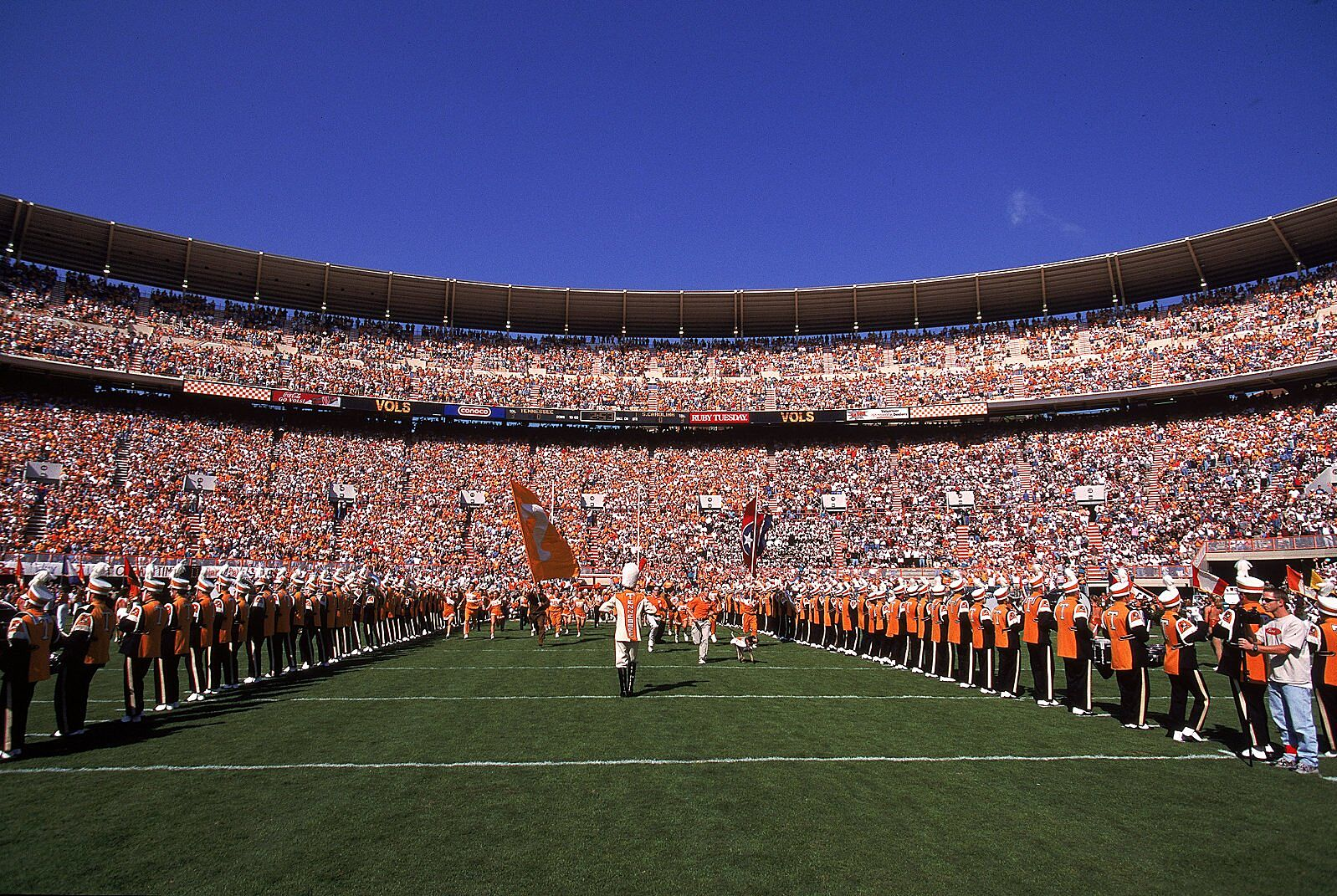 Tennessee football: 10 memorable game-winning touchdown drives in Vols history
