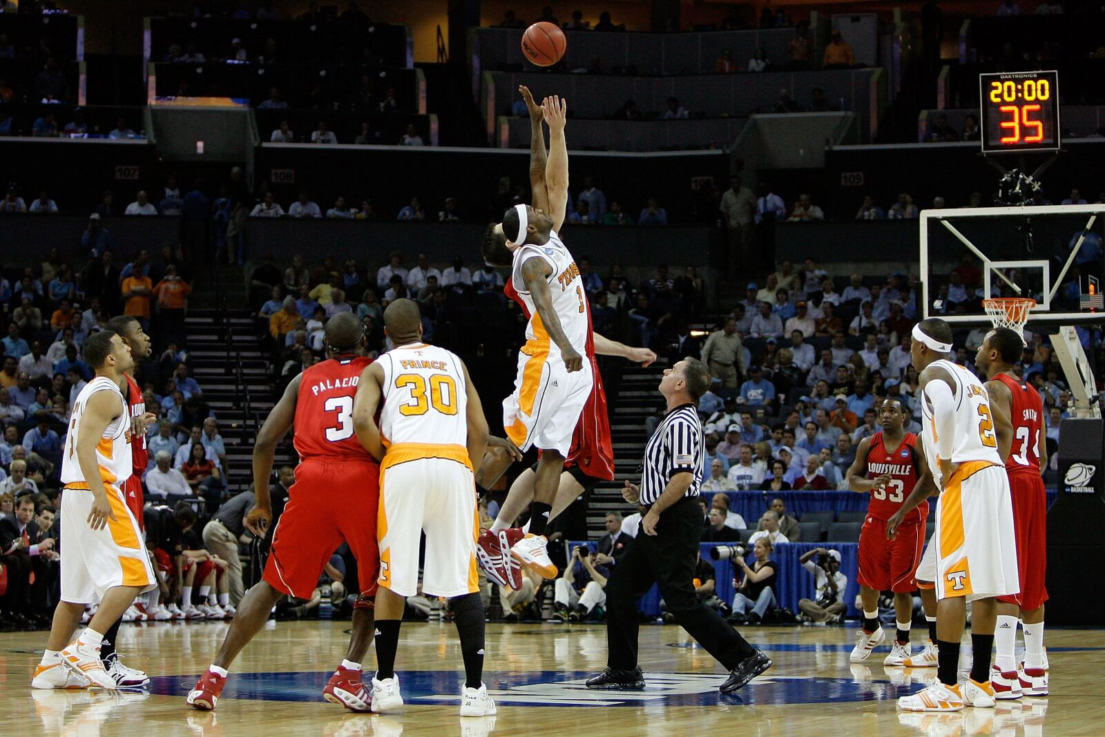 NCAA Tournament: Ranking all 5 games Tennessee Vols played as a 2-seed