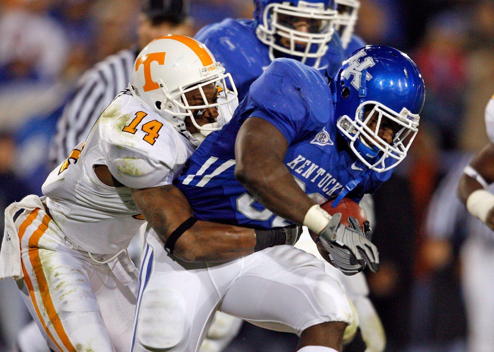 Uk Basketball: Tennessee Football: 5 Times The Vols Upset The Kentucky
