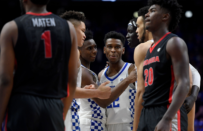 Kentucky Basketball Roster Power Rankings Offseason: Men's Basketball SEC Power Rankings For Feb. 5: Vols Among