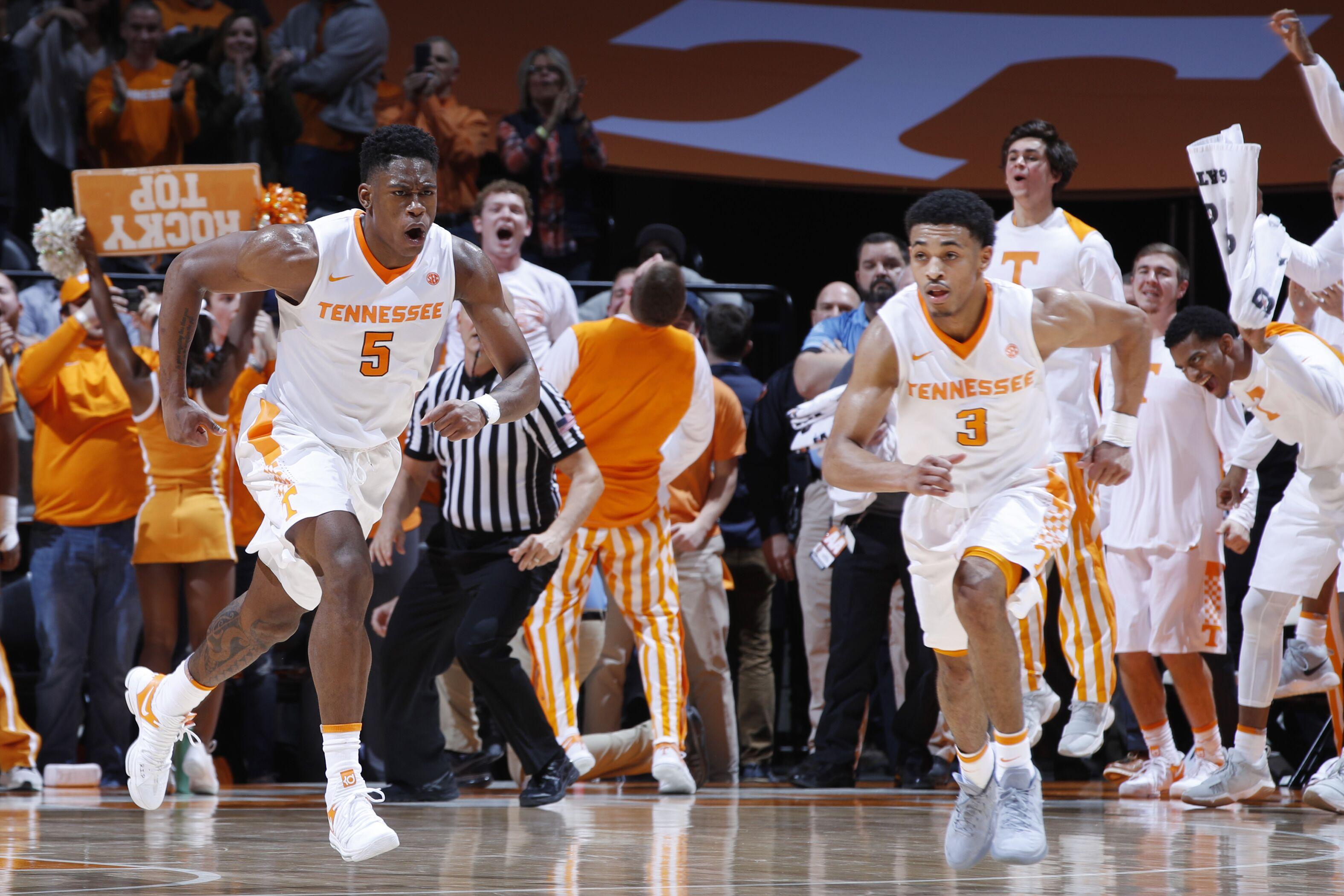 Kentucky Basketball Roster Power Rankings Offseason: Men's Basketball SEC Power Rankings For Jan. 29: Vols Near