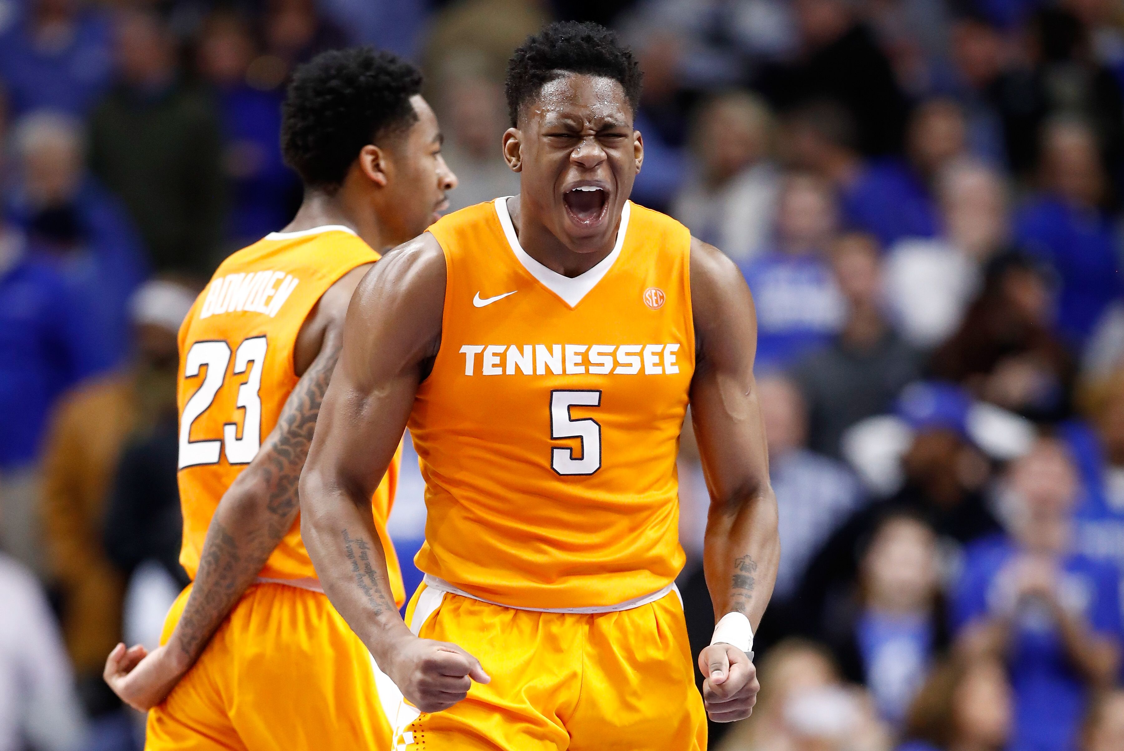 Tennessee basketball: Vols look to win back-to-back games in Rupp Arena