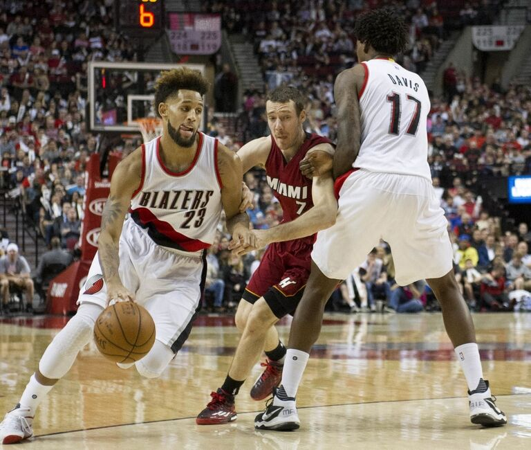 Portland Trail Blazers Contracts: Miami Heat: 3 Potential Replacements For Dwyane Wade