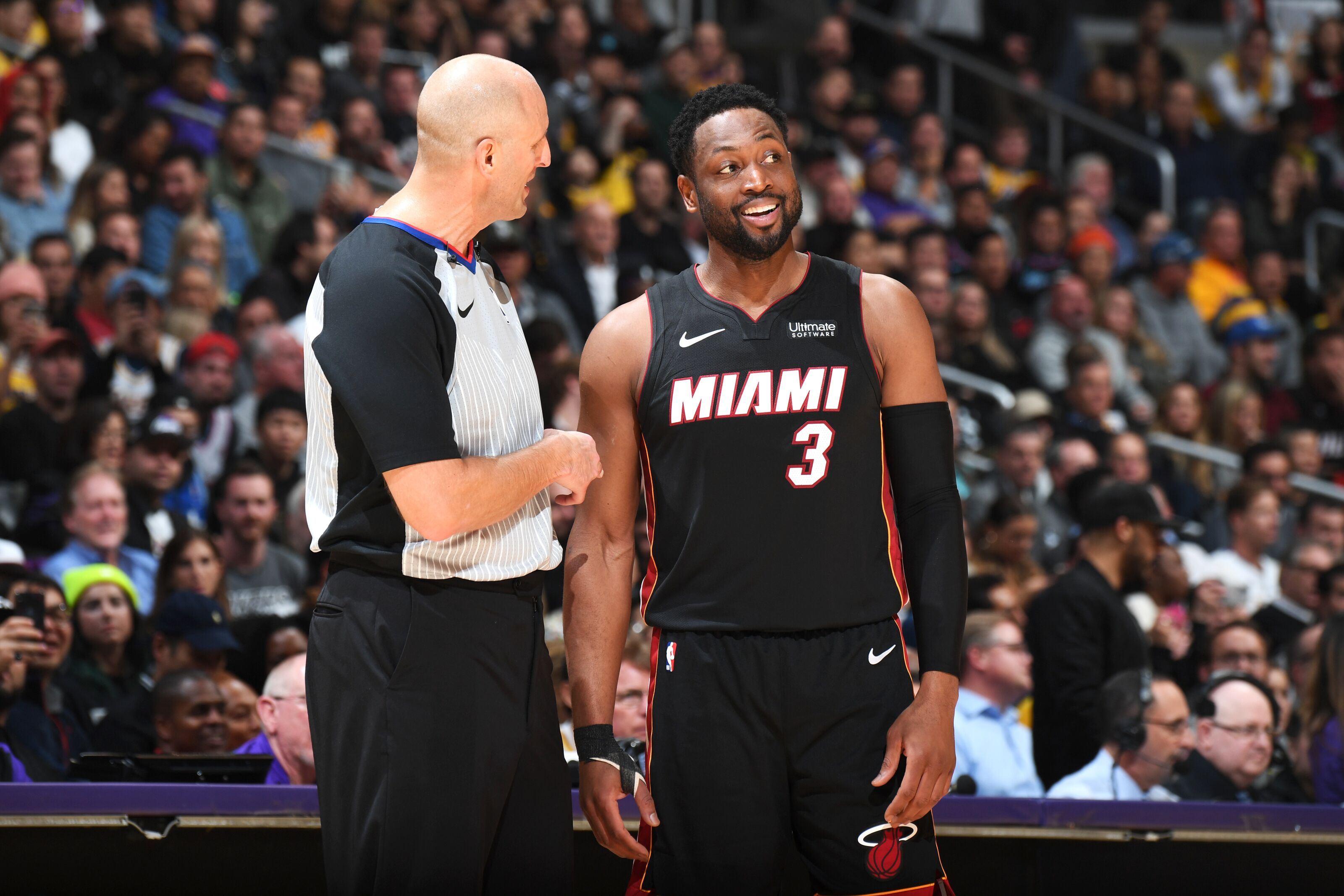 99e52068705e Miami Heat 1-on-1  All eyes are on Dwyane Wade this year
