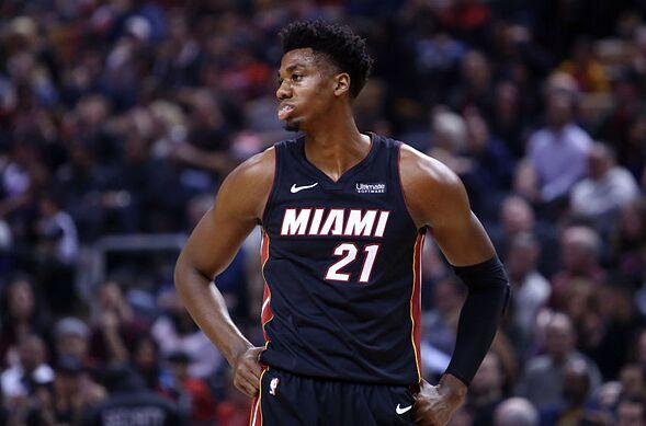 size 40 07dfa 5219d Miami Heat: 5 potential trade destinations for Hassan Whiteside