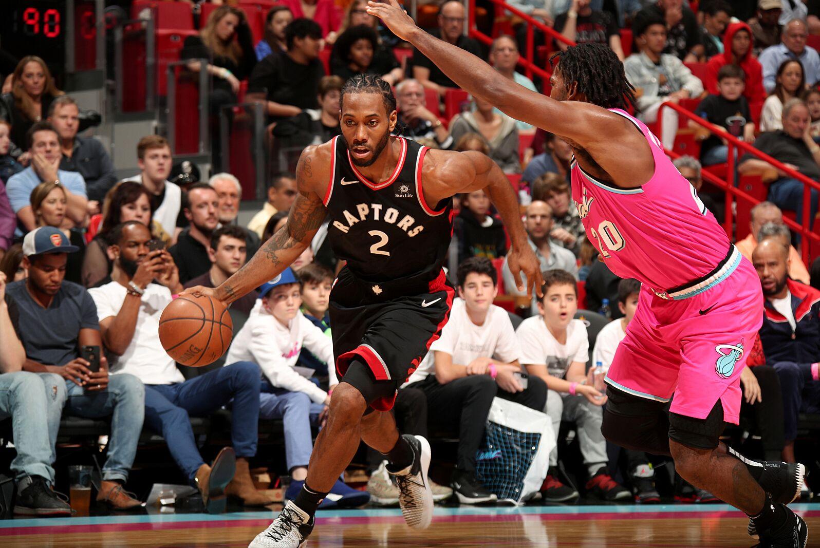 Miami Heat Scouting the Enemy: Toronto Raptors