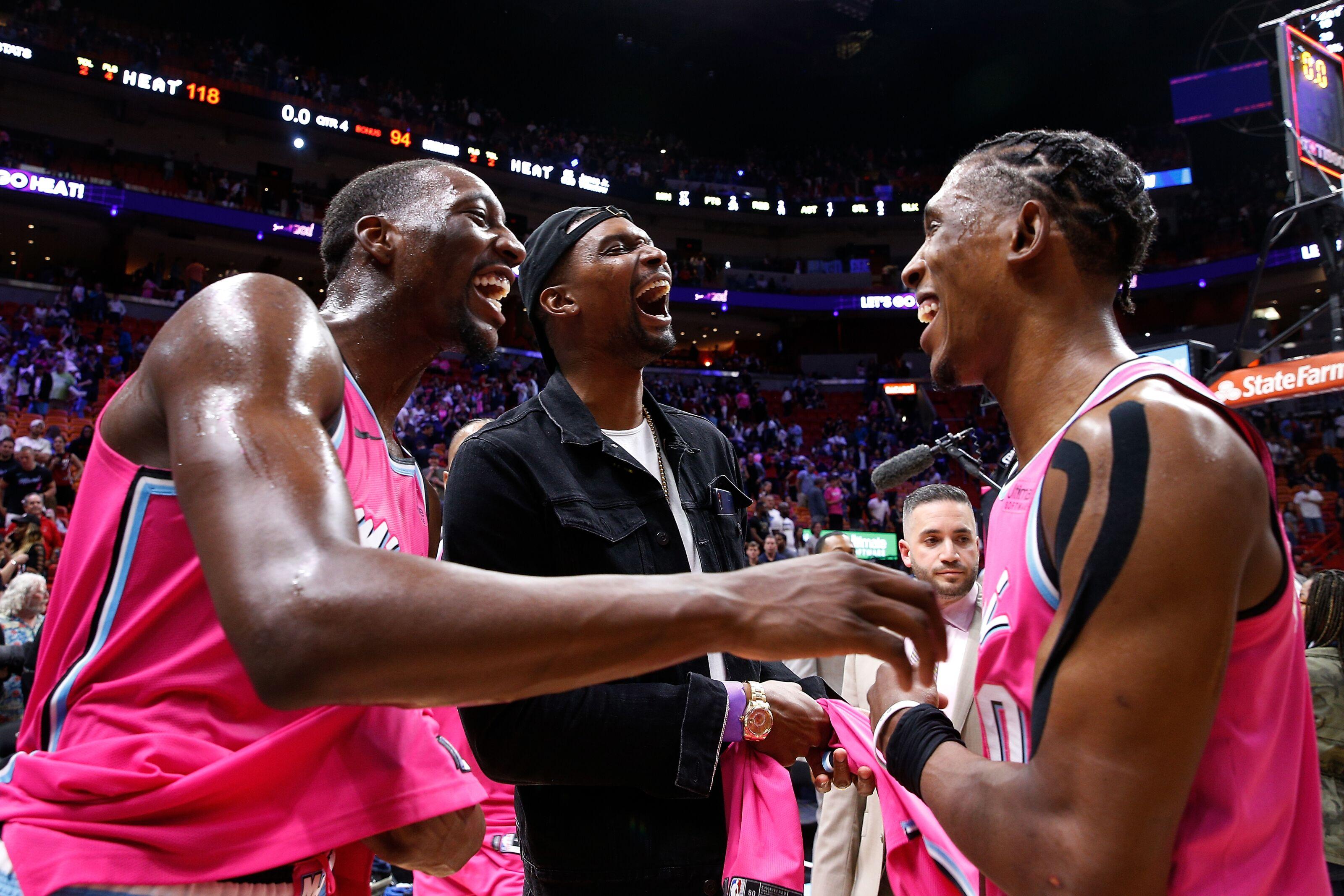 Miami Heat Hot Topics: Draft spot set, Heat Check update, Mike Conley trade?