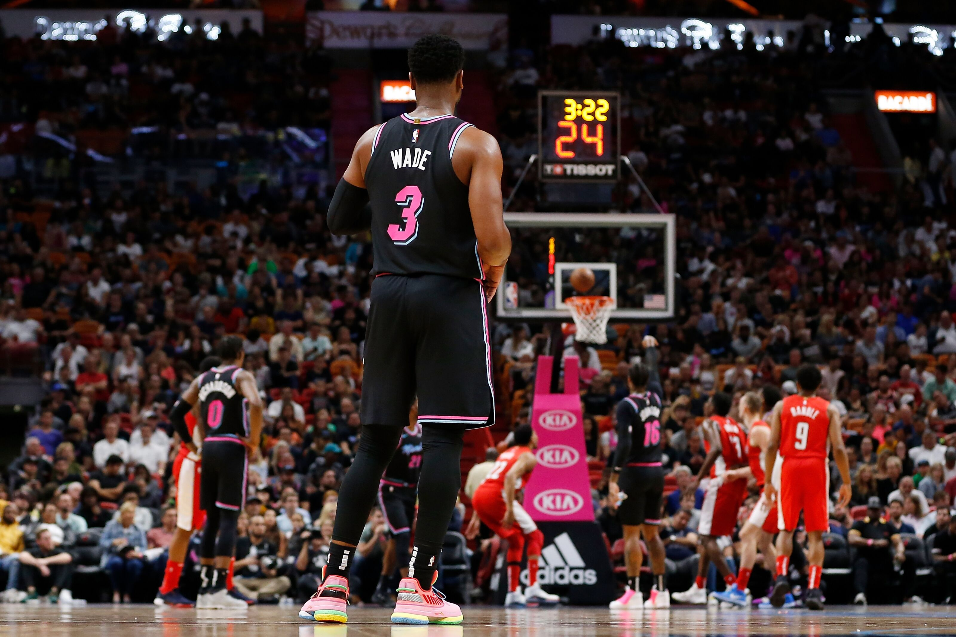 Miami Heat: Dwyane Wade doesn't think he should be an All-Star
