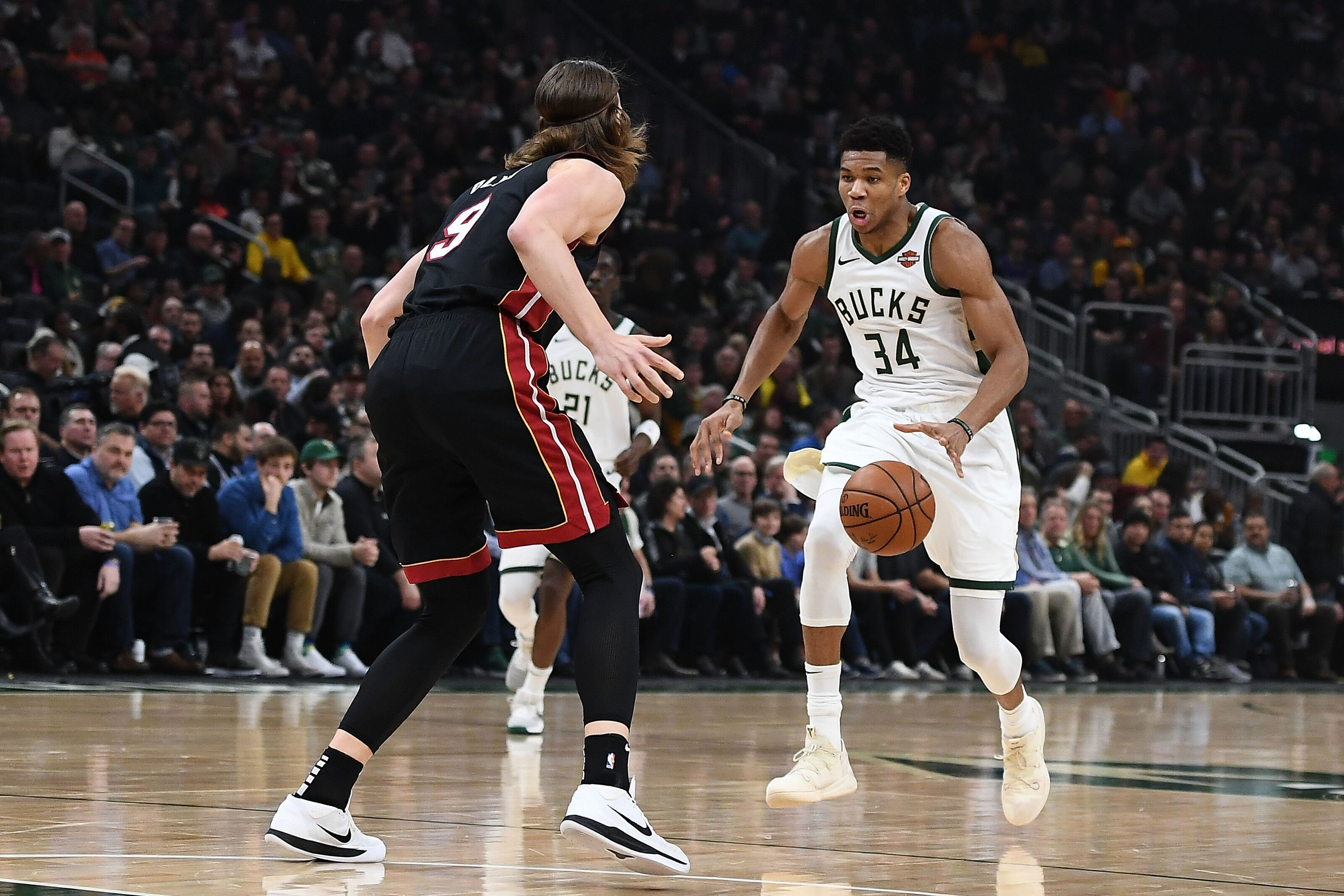 Miami Heat  What to expect against the first-place Milwaukee Bucks 3c9633fa9b