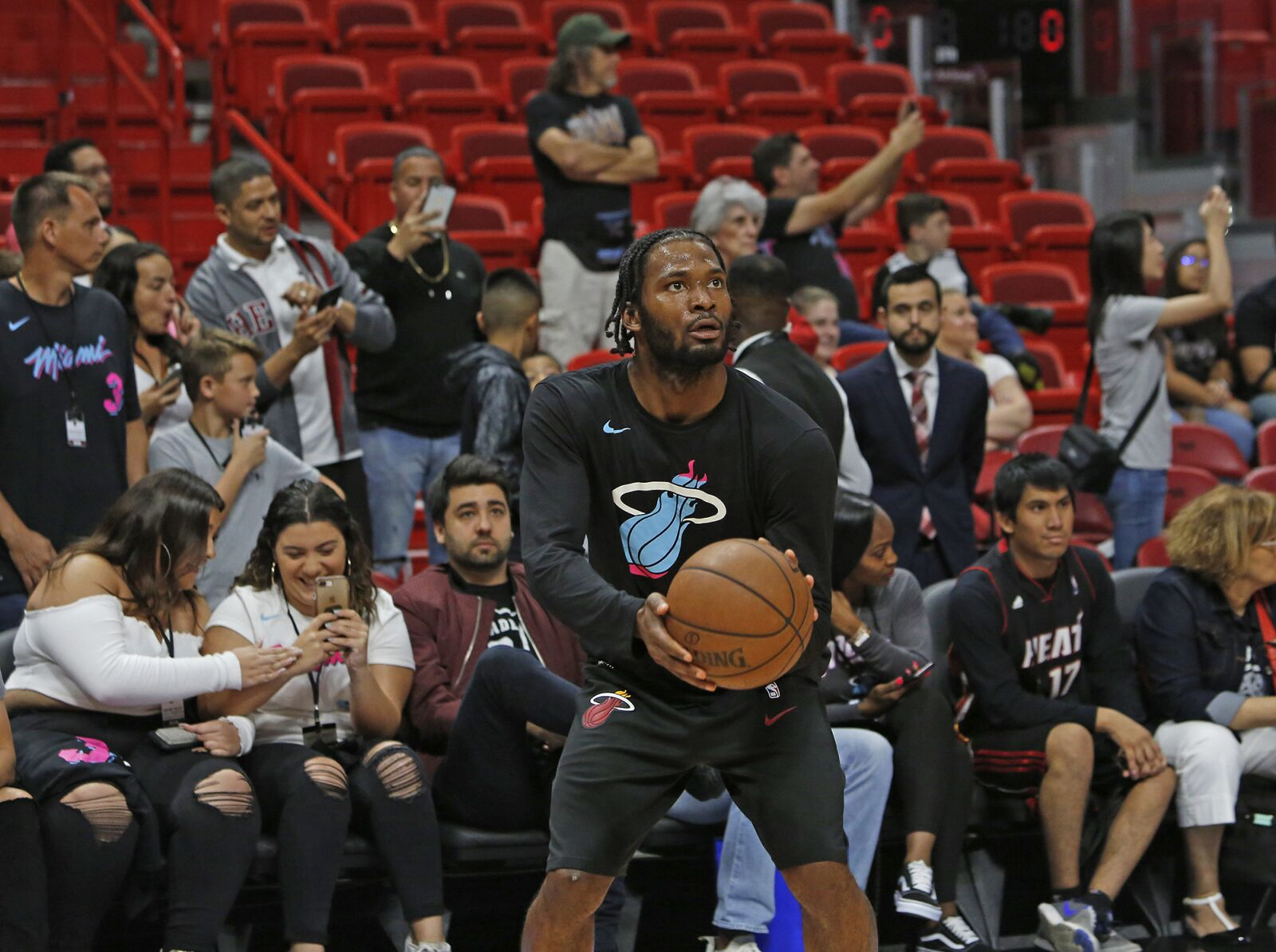 Miami Heat: Should we expect Justise Winslow to maintain 3-point shot?