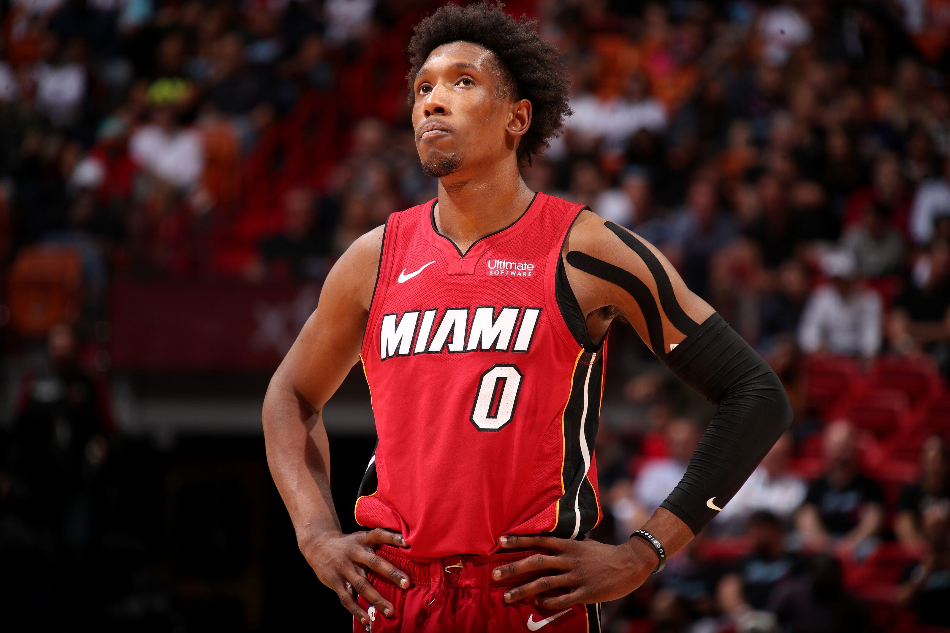 Should Miami Heat hesitate to move Josh Richardson in a Sign
