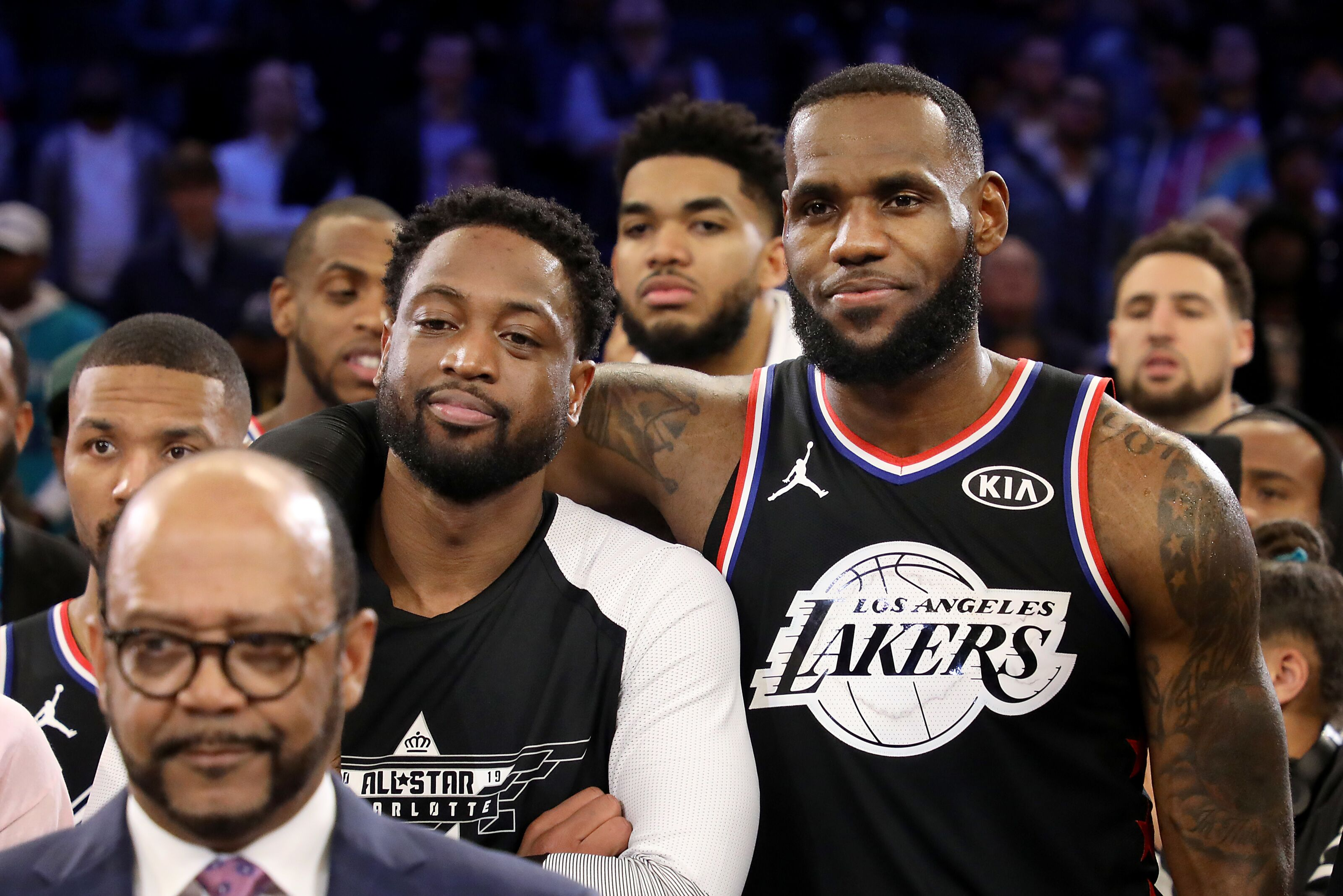 b585c5e34 Miami Heat among betting favorites to land LeBron James via trade