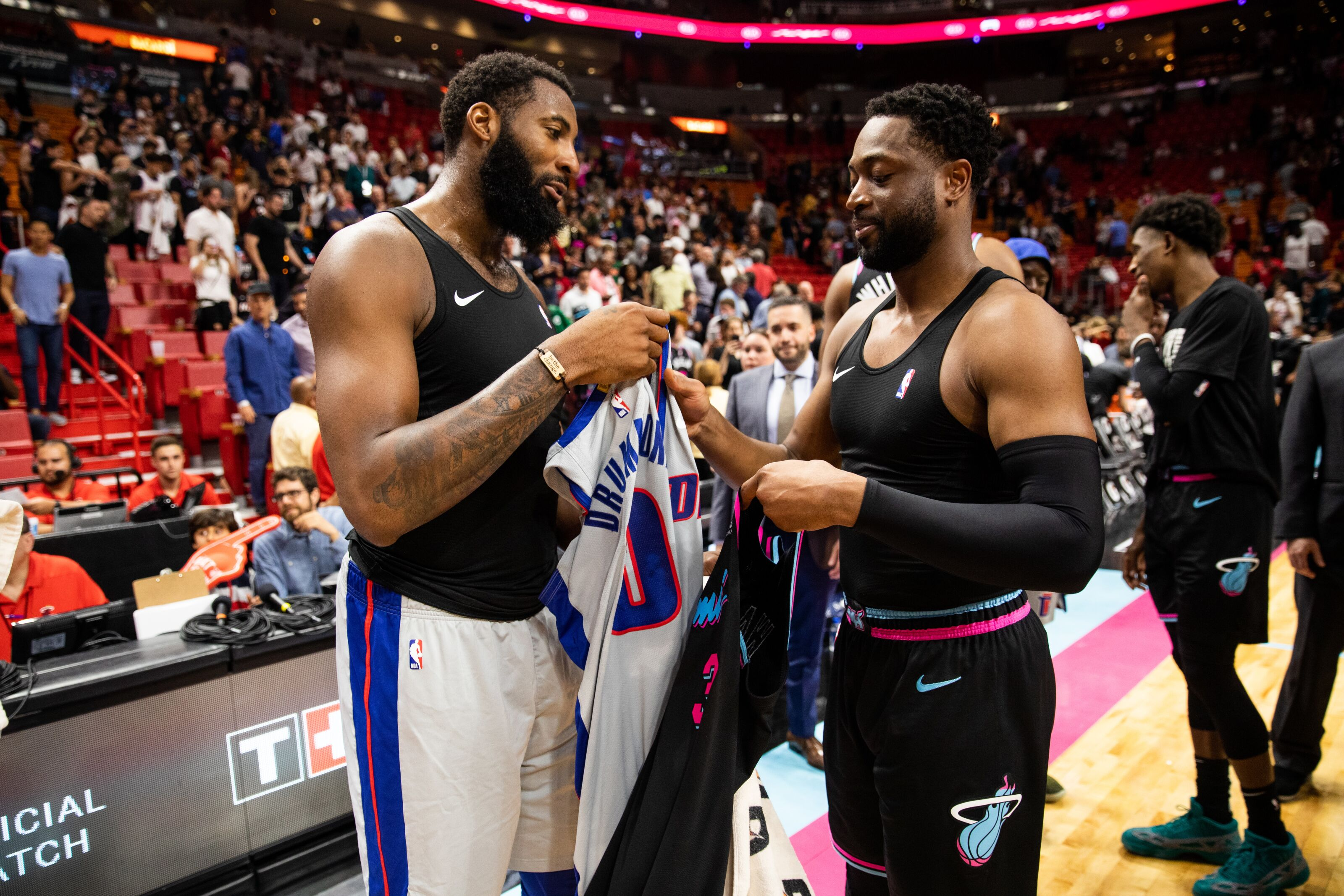 Miami Heat: What to expect from the streaking Detroit Pistons