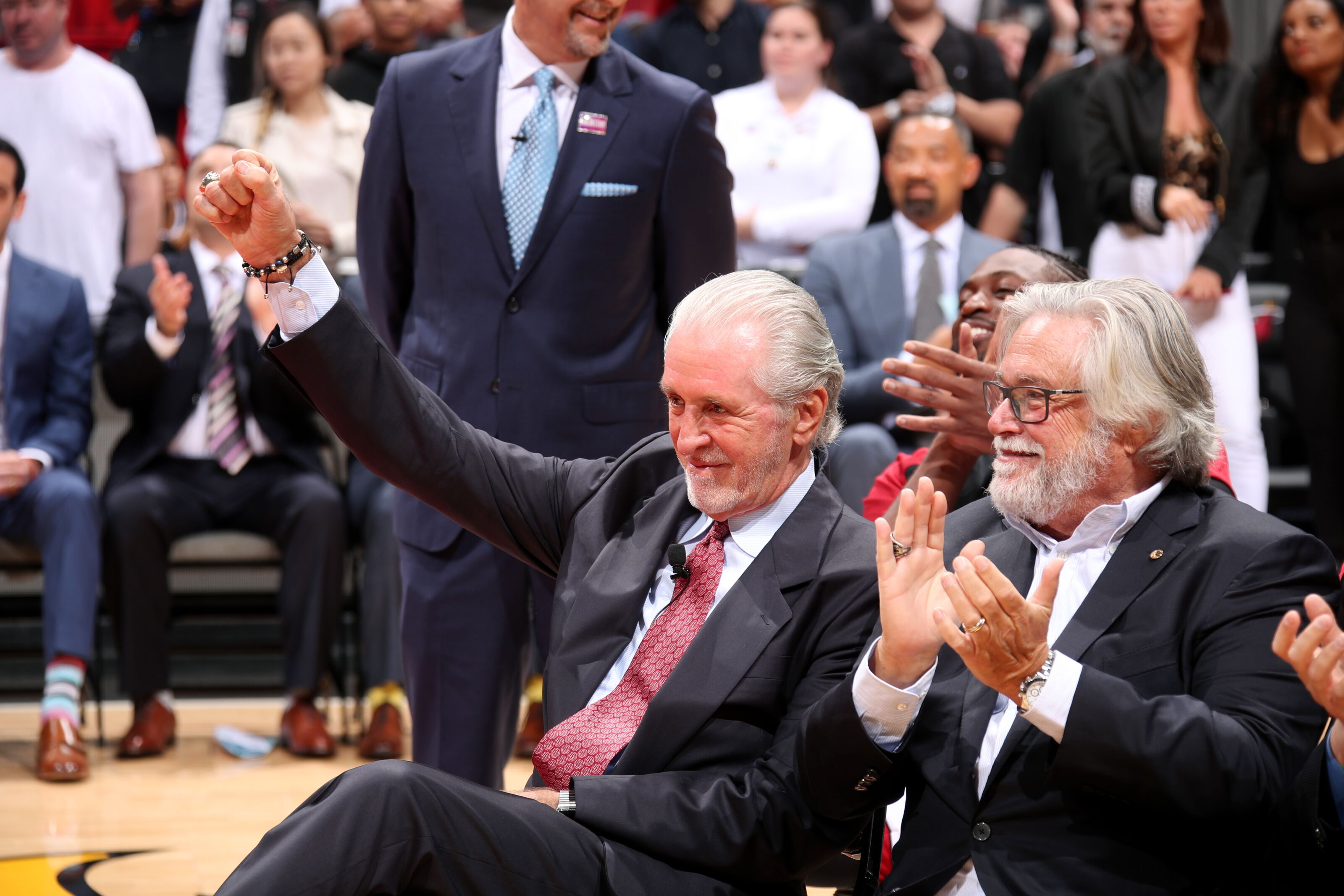 Miami Heat: Numbers give impression that Riley will make good on promise