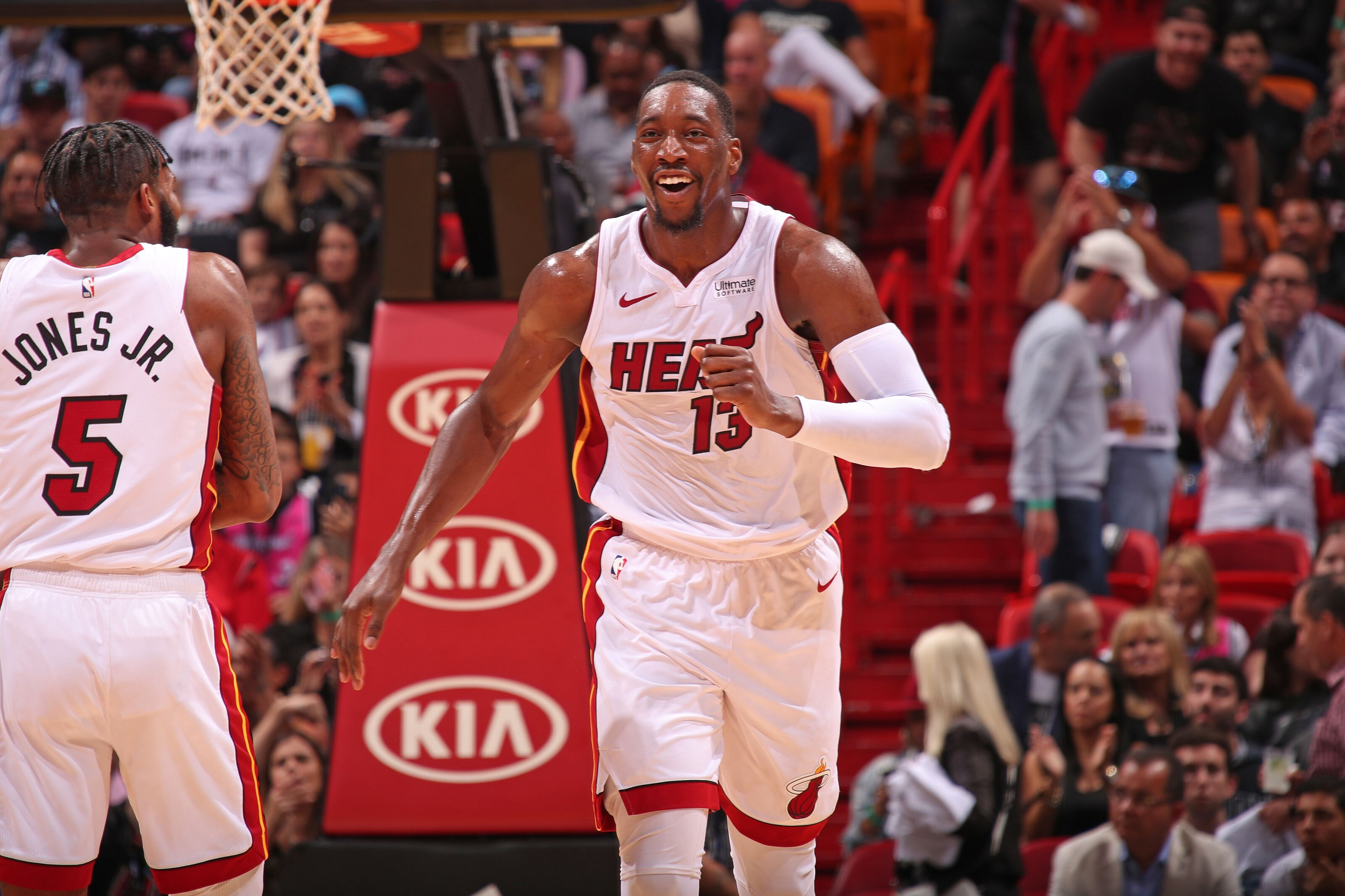 Miami Heat: Which bigs are likely to return next season?