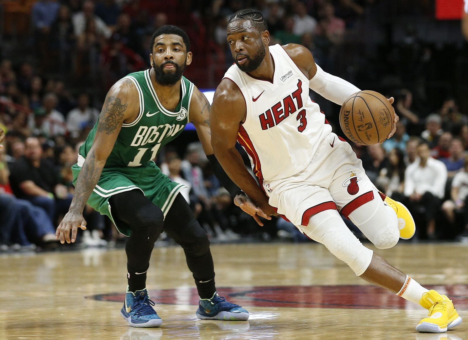 check out 5ddd7 35dad Miami Heat: Could they somehow land Kyrie Irving?