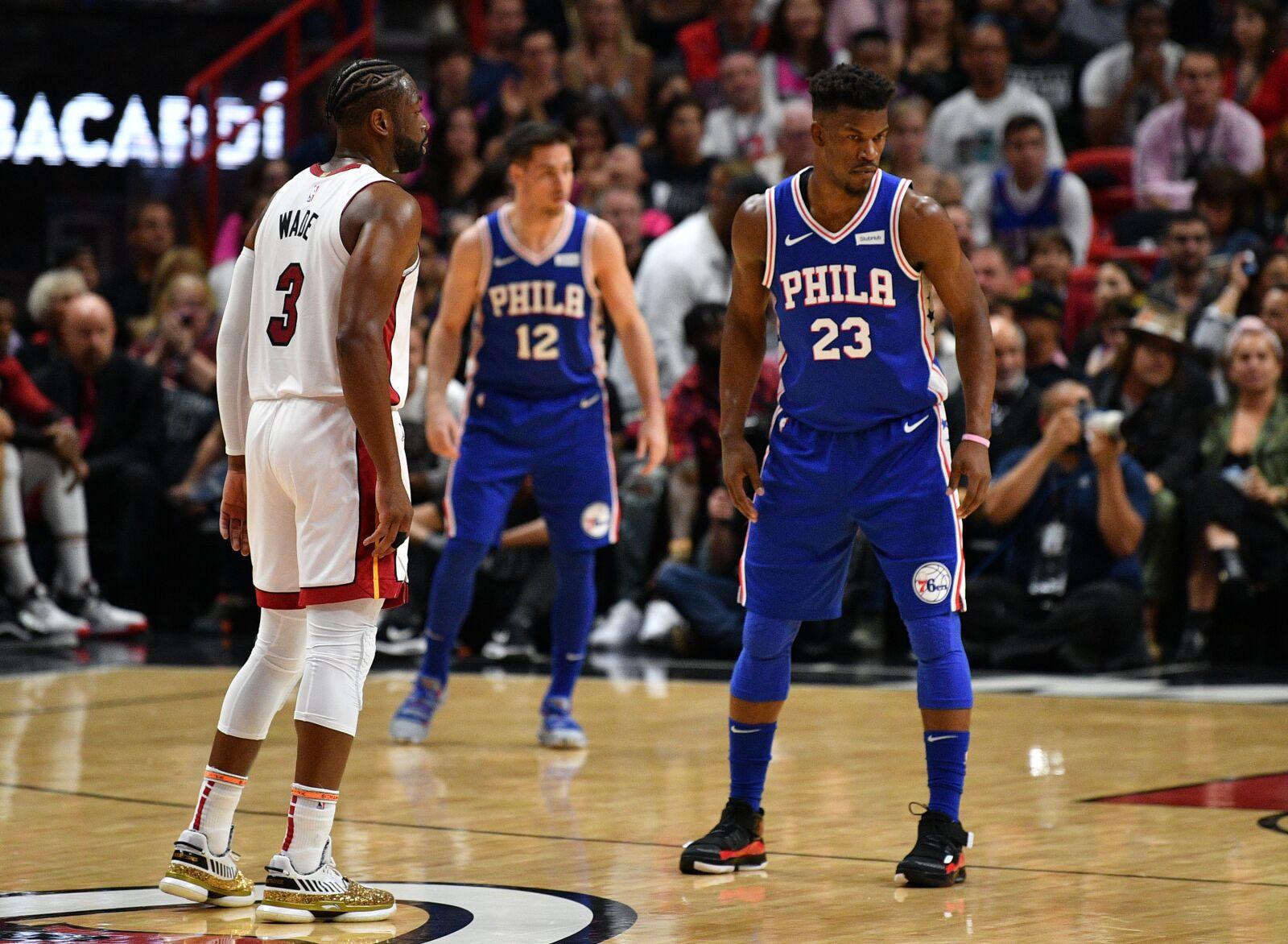 Miami Heat make the cut in CBS Sports' top 10 NBA offseasons