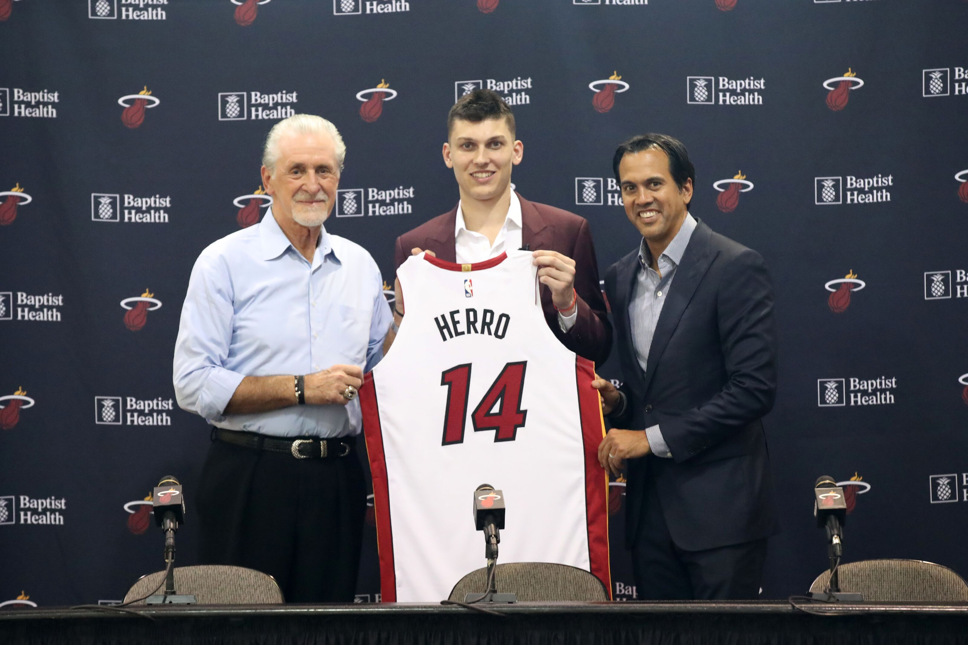 Miami Heat: Can Tyler Herro end Heat rookie drought?