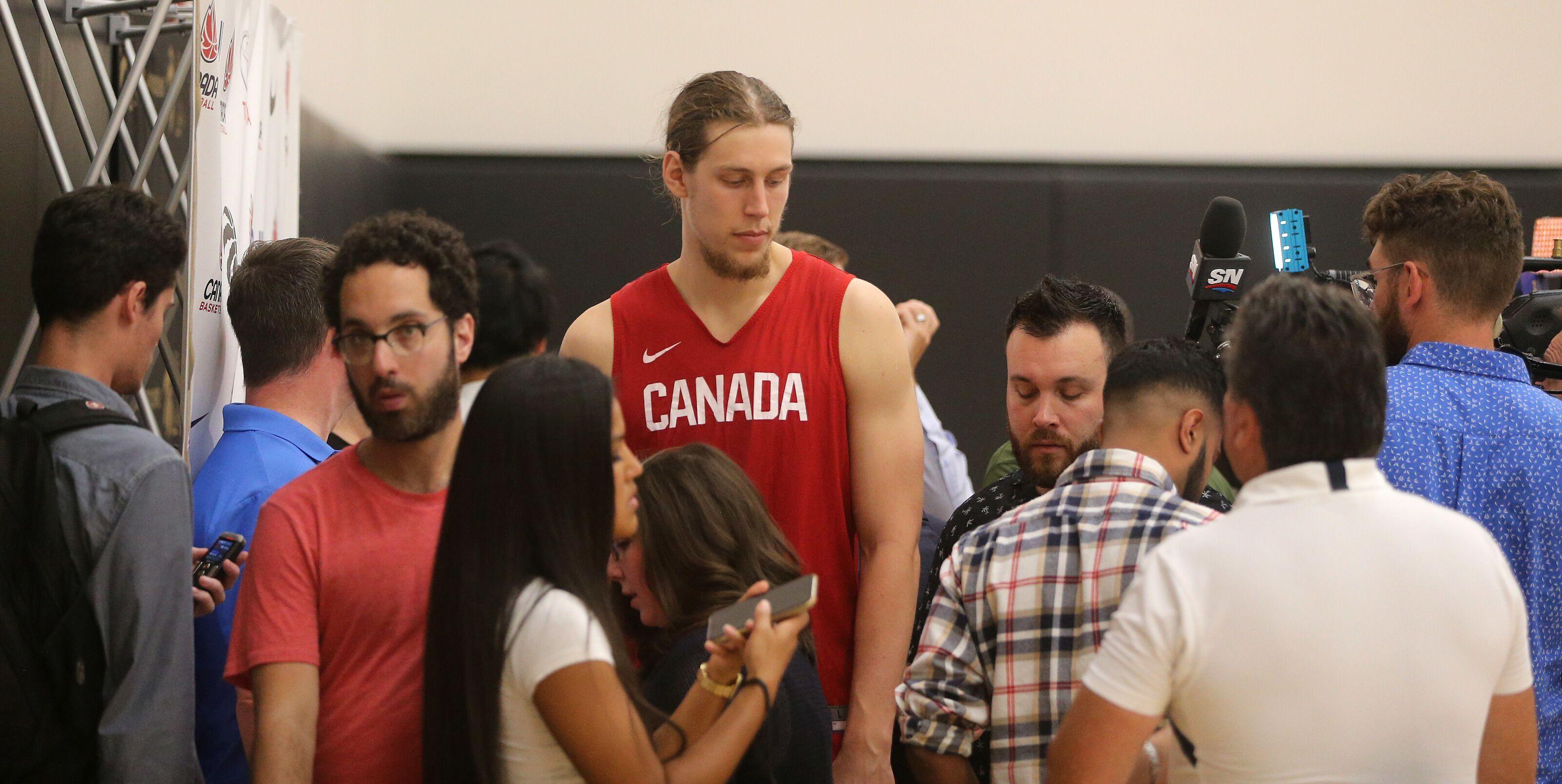 Miami Heat: Kelly Olynyk to miss FIBA World Cup for Team Canada