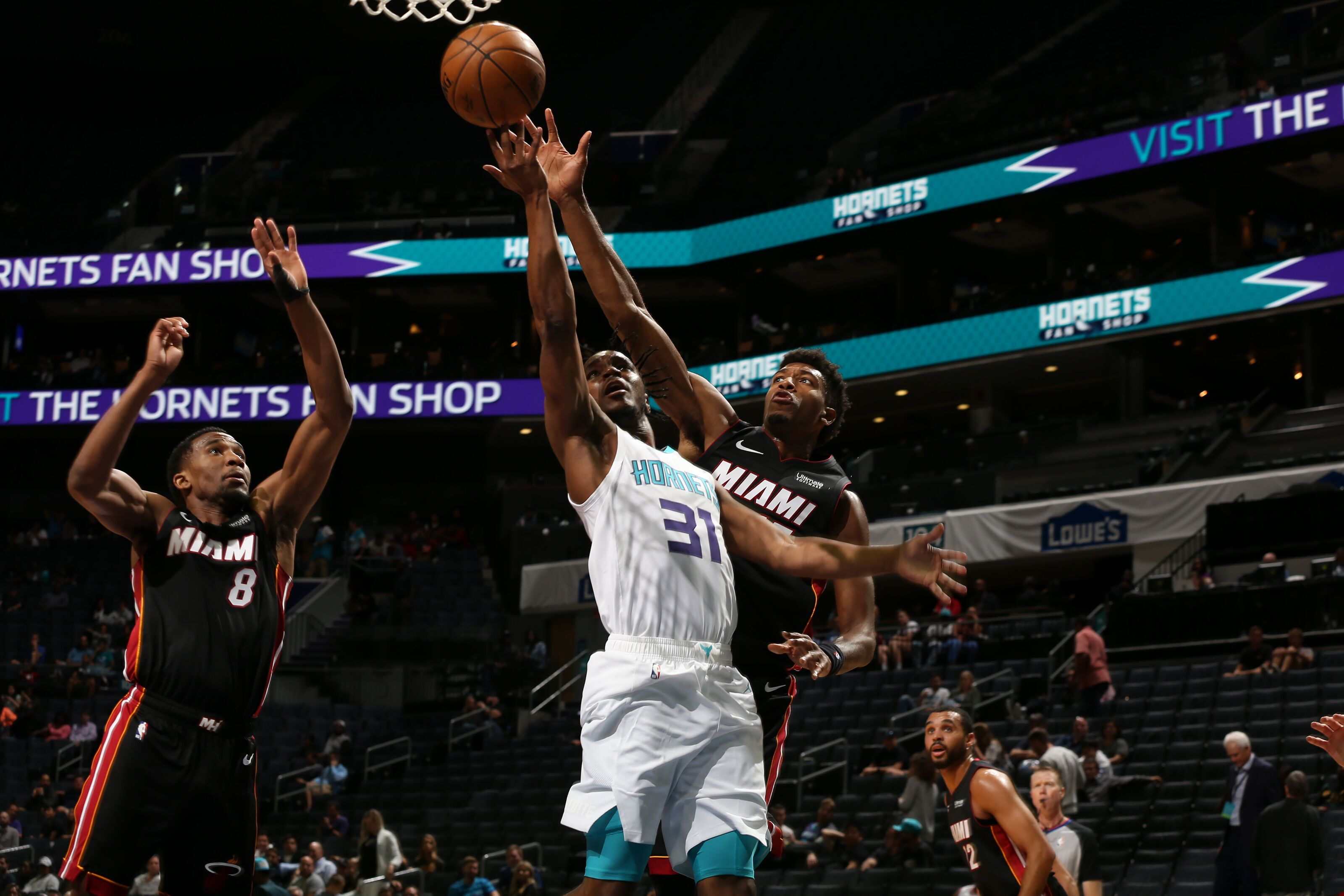 Miami Heat scouting the enemy: Charlotte Hornets