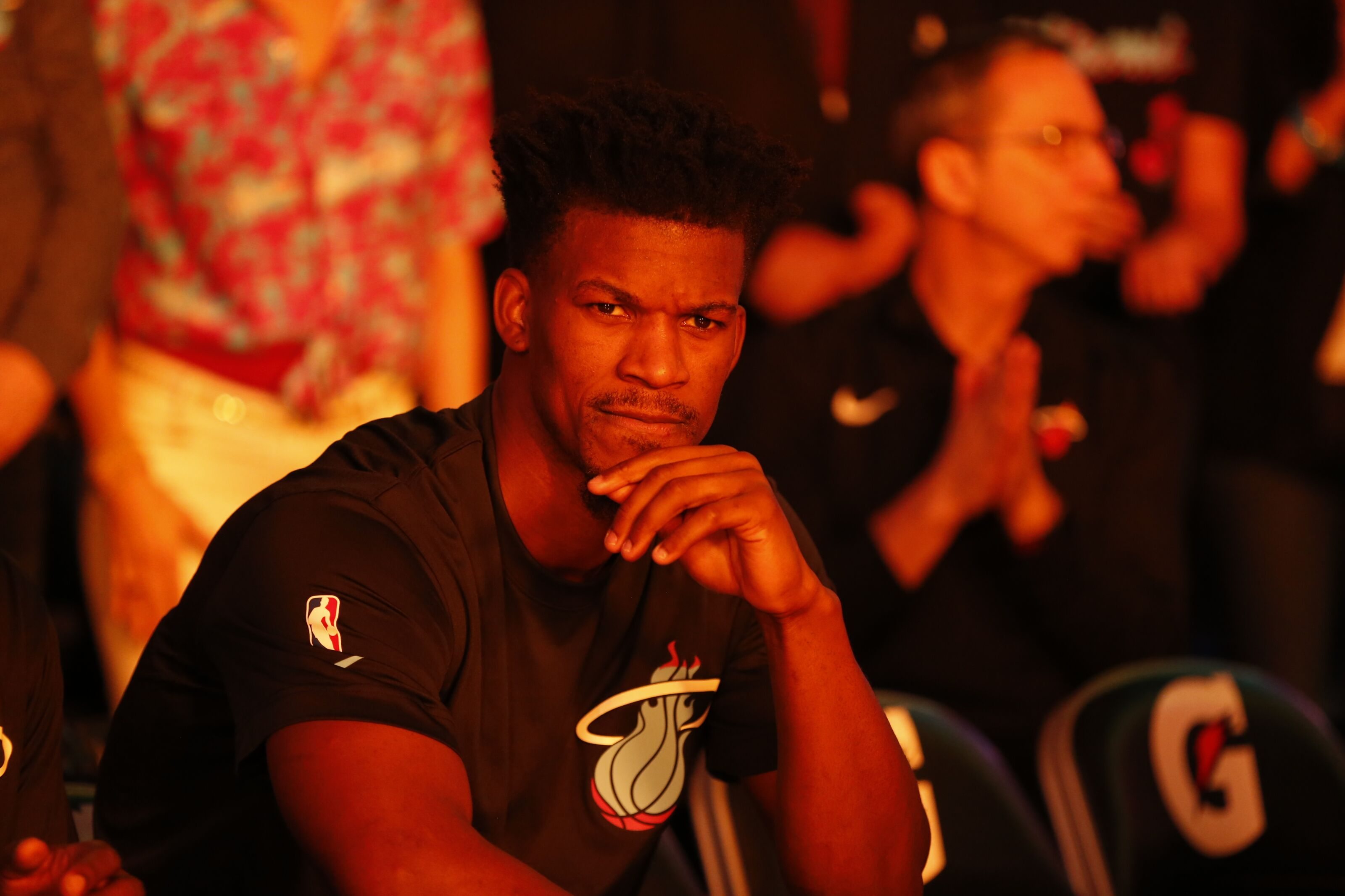 Miami Heat: Why is no one talking about Jimmy's performance thus far?