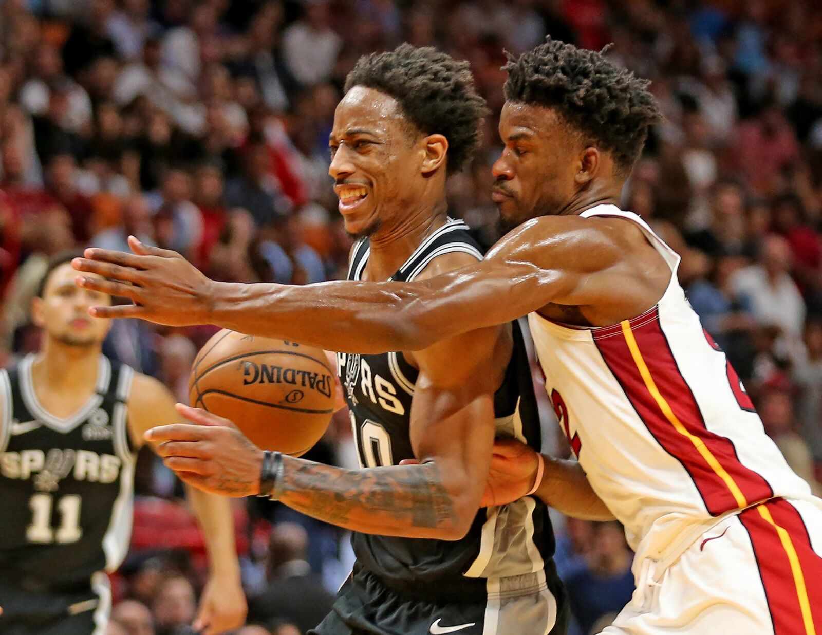 Can the Miami Heat close the weekend with a trio of victories?