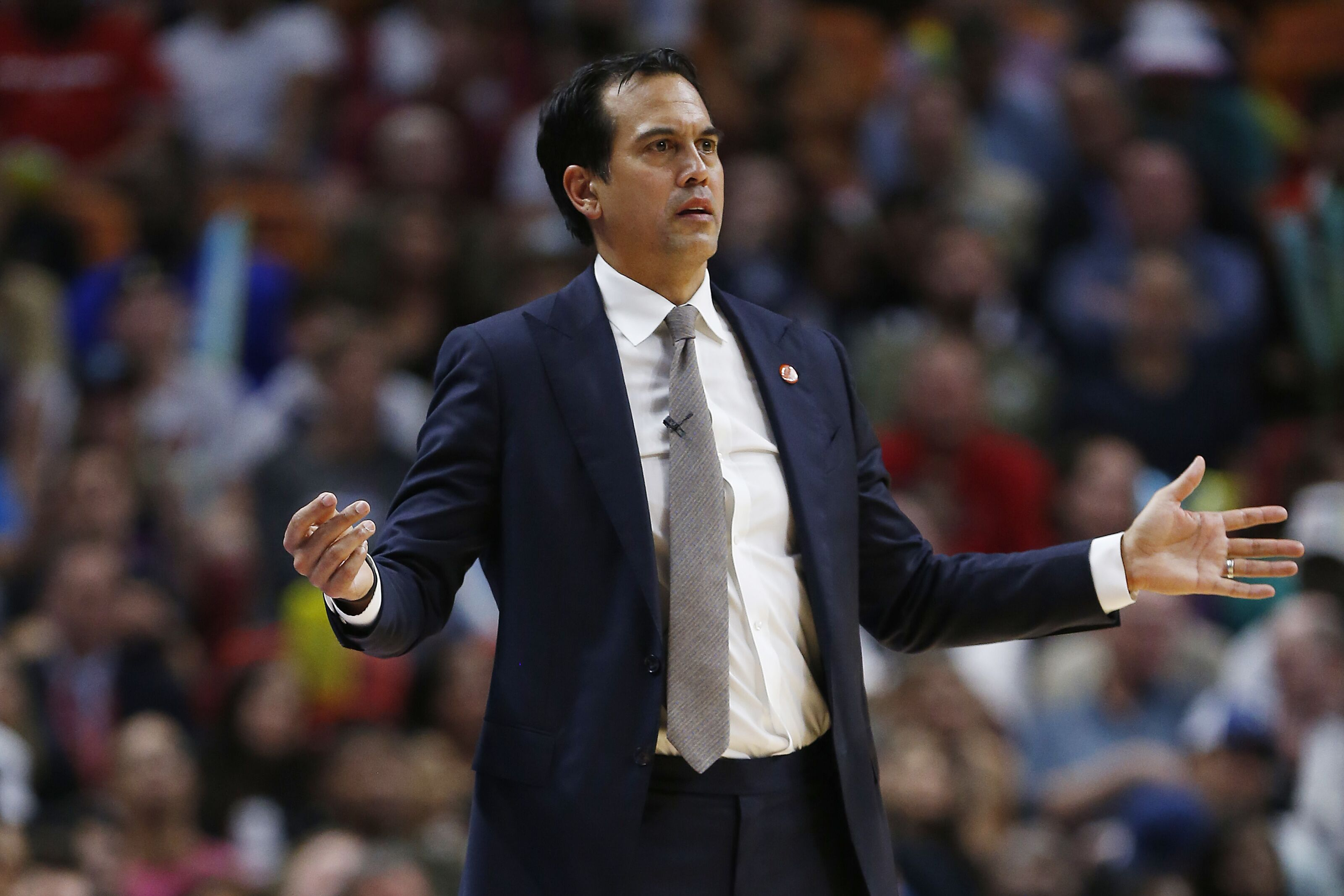 Miami Heat: Coach Spoelstra makes his feelings known about All-Star voting