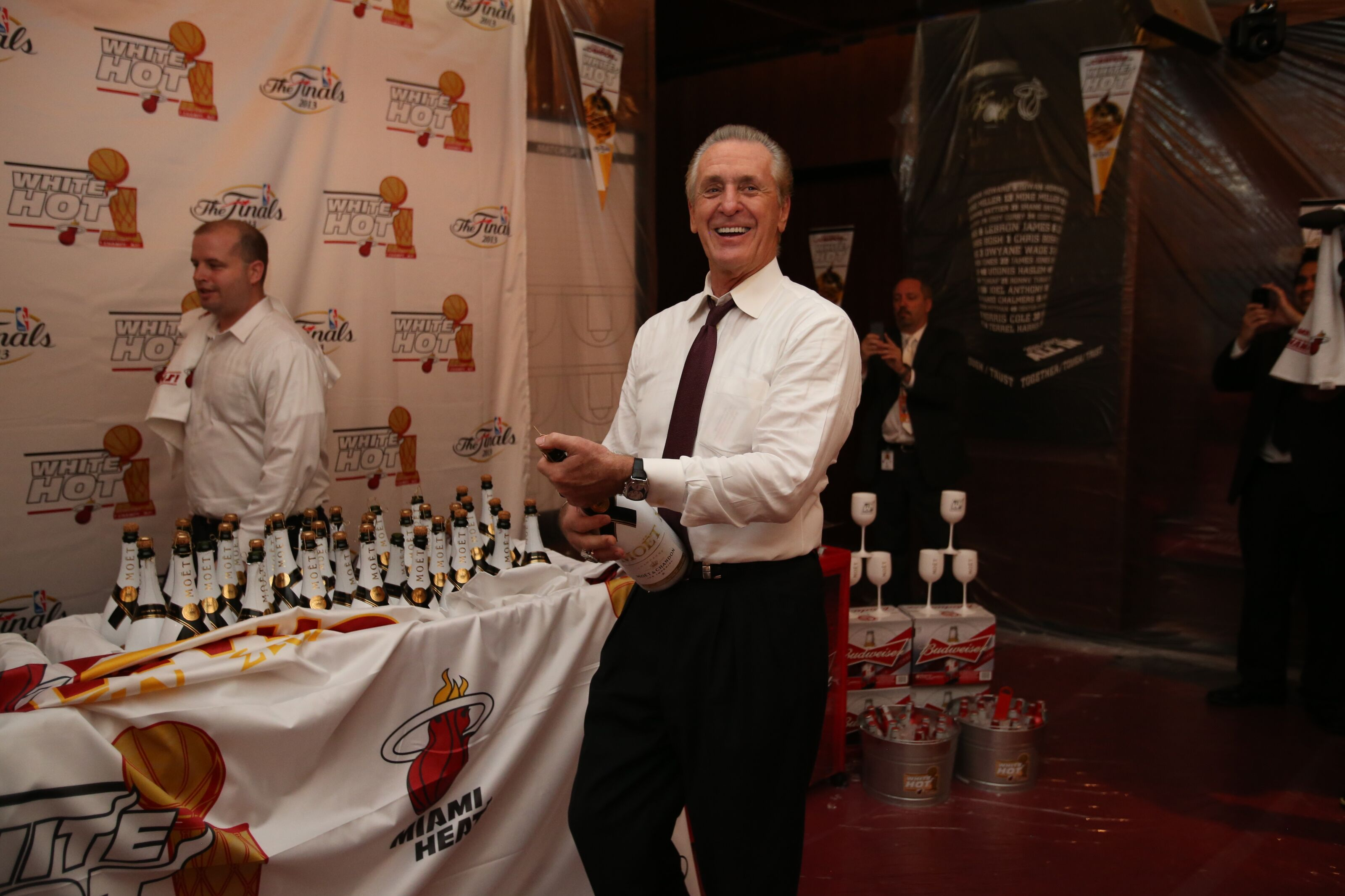 Miami Heat: Does Pat Riley still have something to prove?