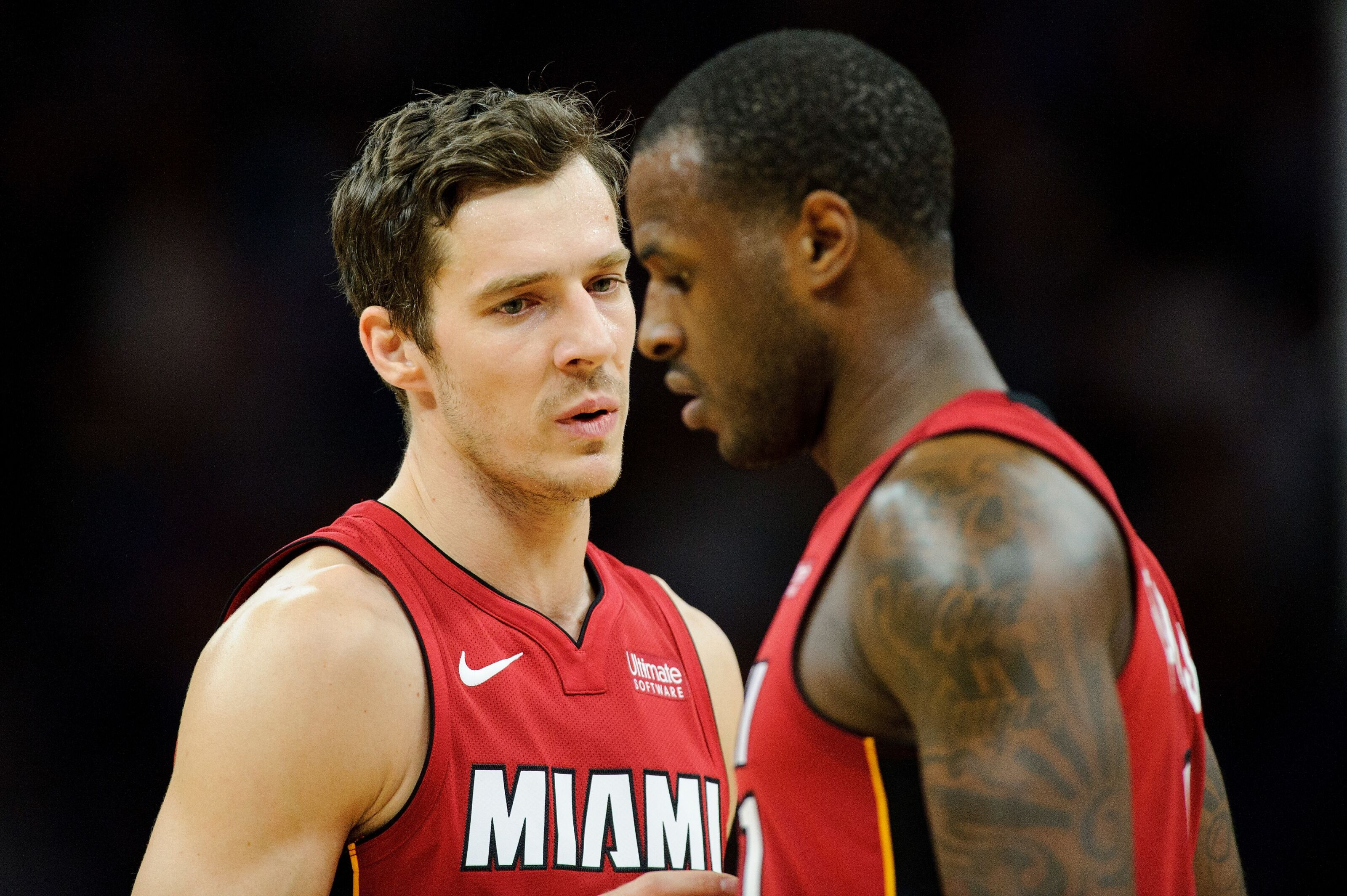 Miami Heat: Who is the better option to be first off the bench?