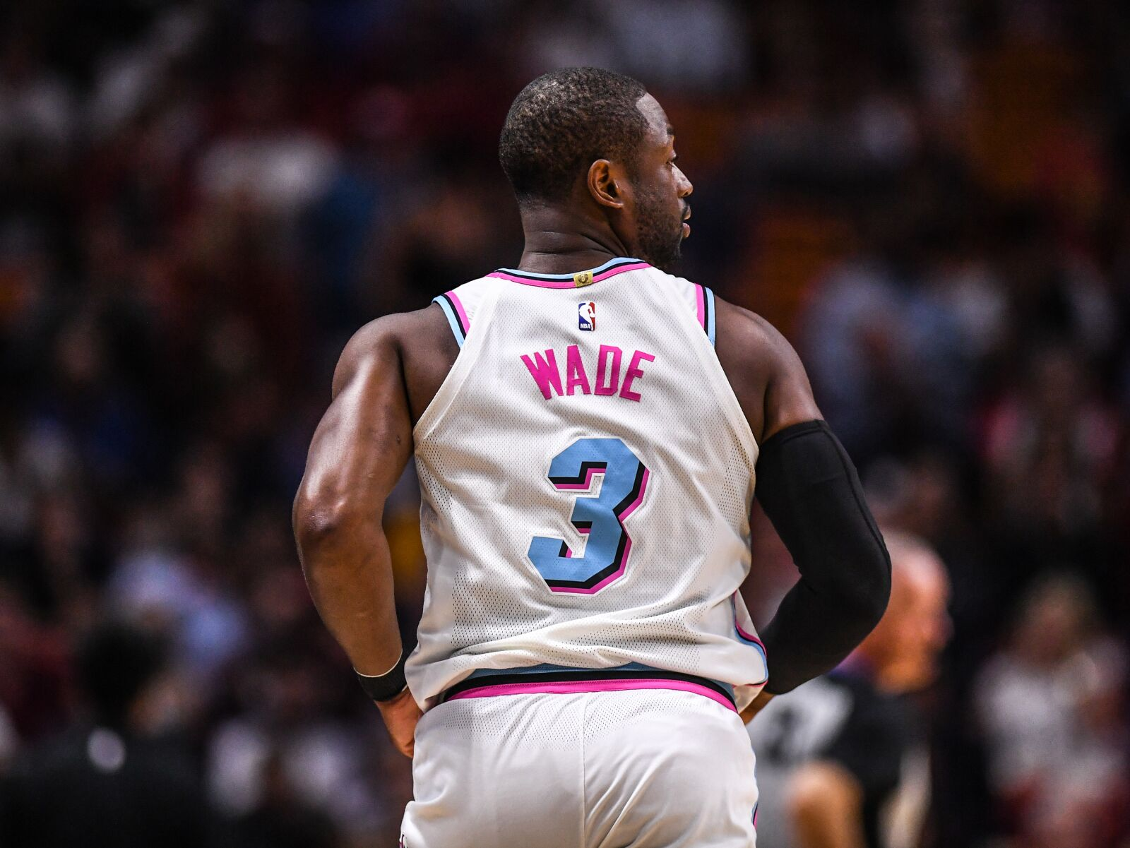 new style 39e07 a62b0 Miami Heat: Has the organization taken Vice Nights too far?