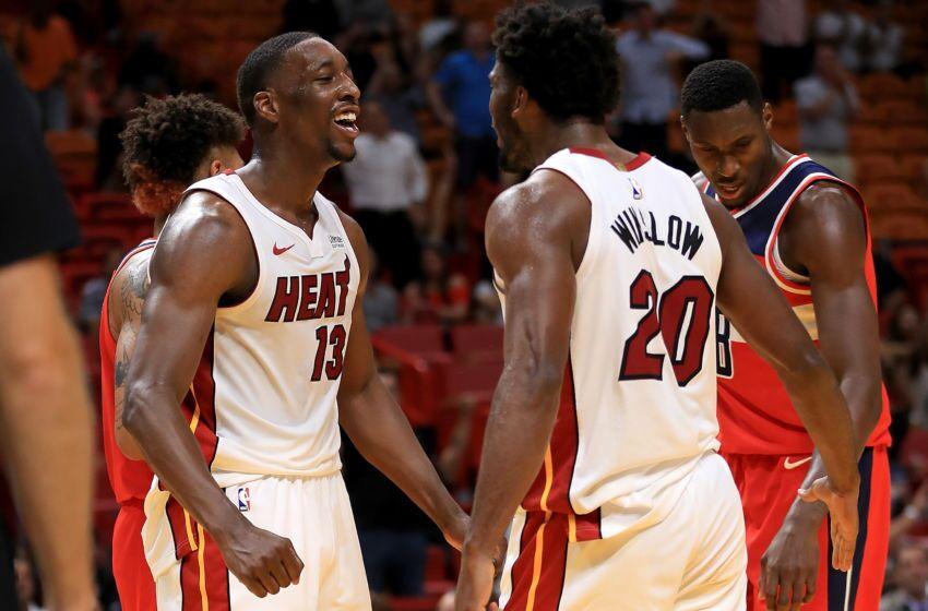 Bam Adebayo Will Make Florida His Bitch Today: Miami Heat: 4 Crunch Time Lineups For The 2017-18 Season