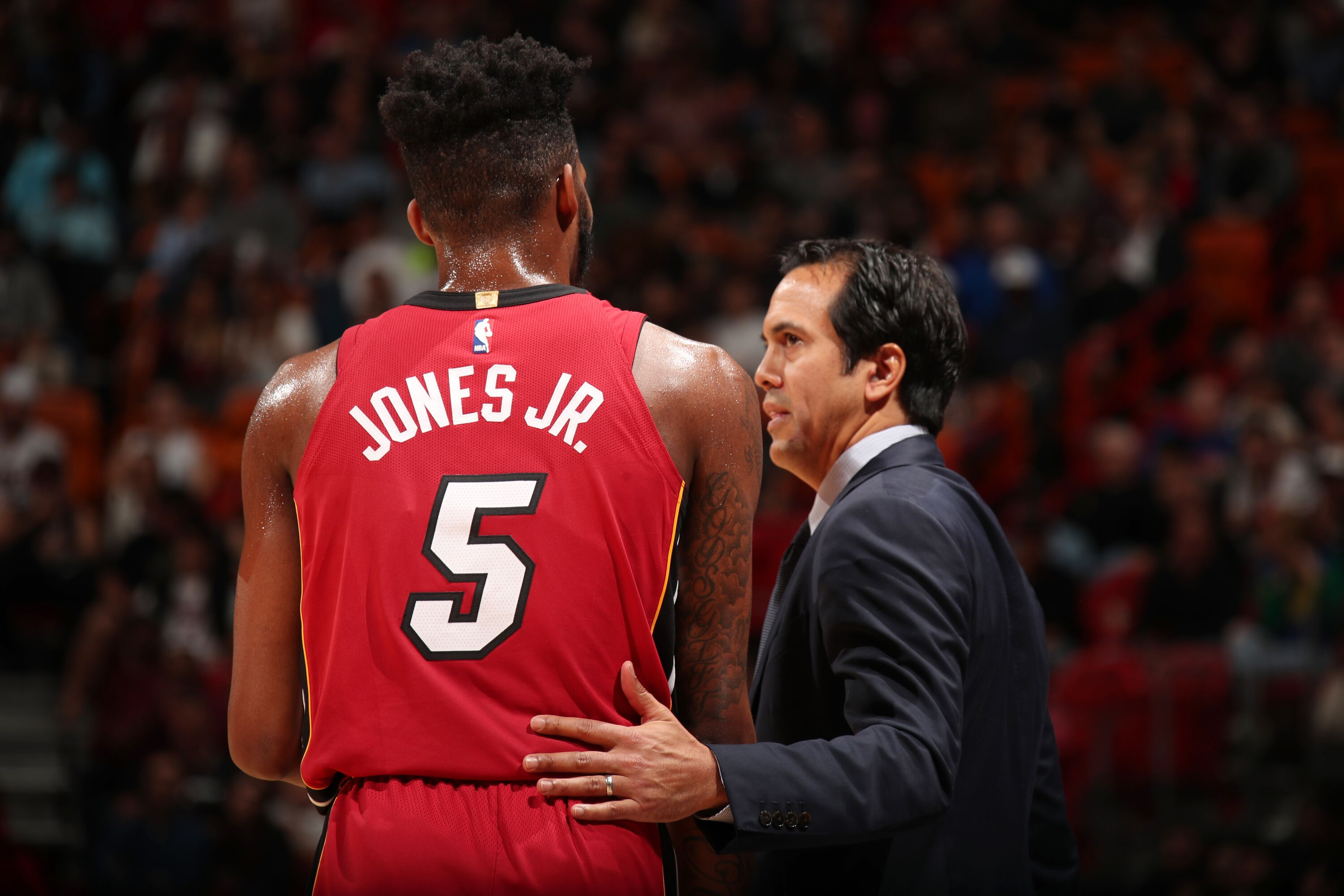 Miami Heat: Want to know why Derrick Jones Jr. is almost untouchable?