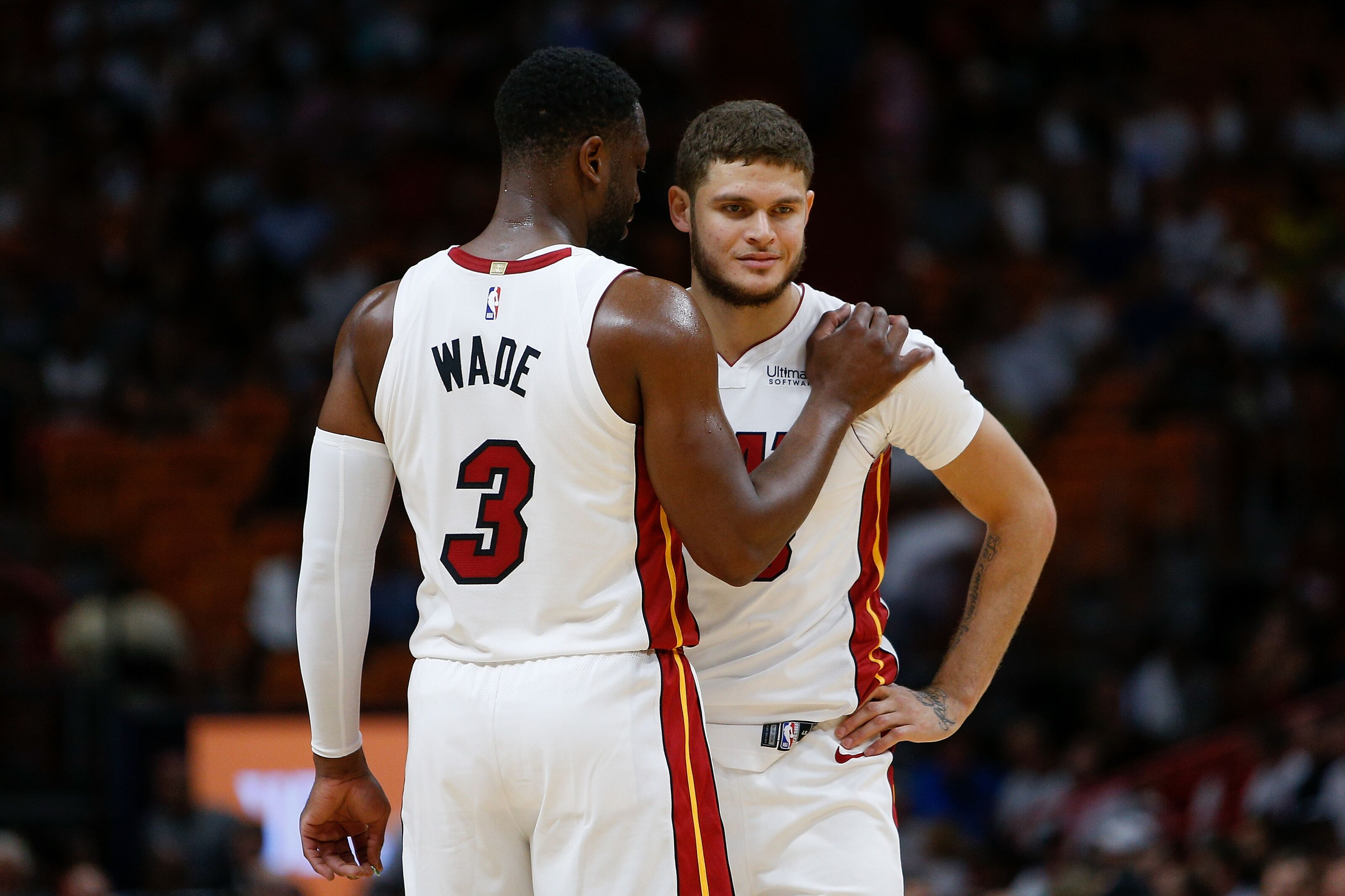 Miami Heat rotations should not be determined by money