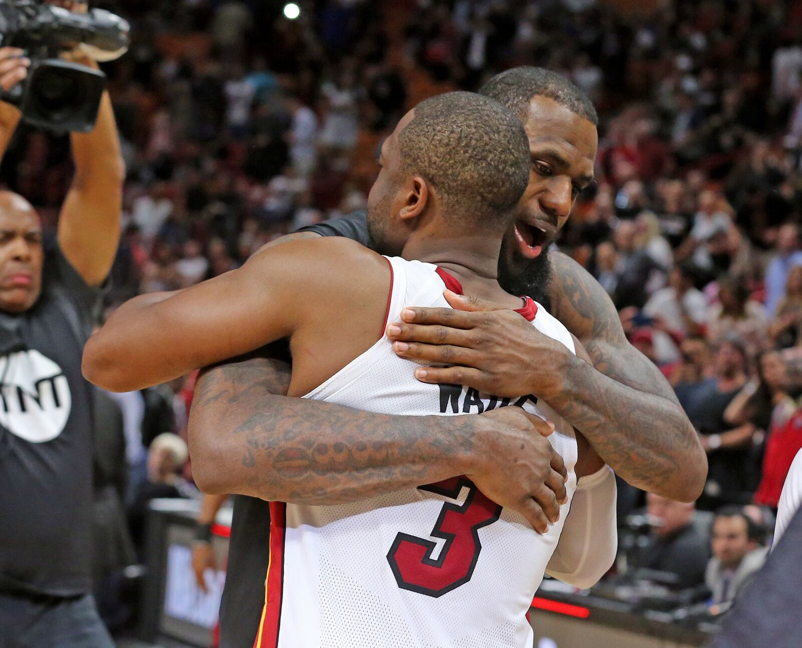 26fd884a9 Miami Heat  The last hurrah for LeBron James and Dwyane Wade