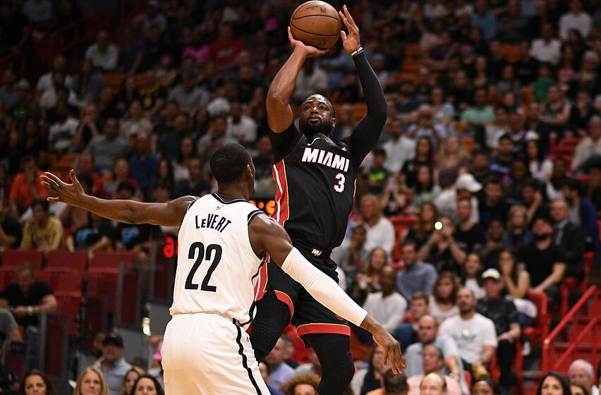 Miami Heat: In Dwyane Wade's final game, the Heat face the Nets