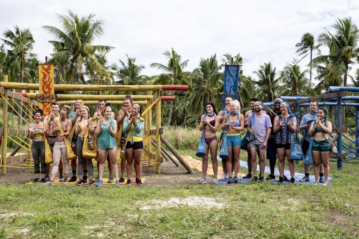 On tonight: Watch Survivor: Edge of Extinction on Amazon Channels