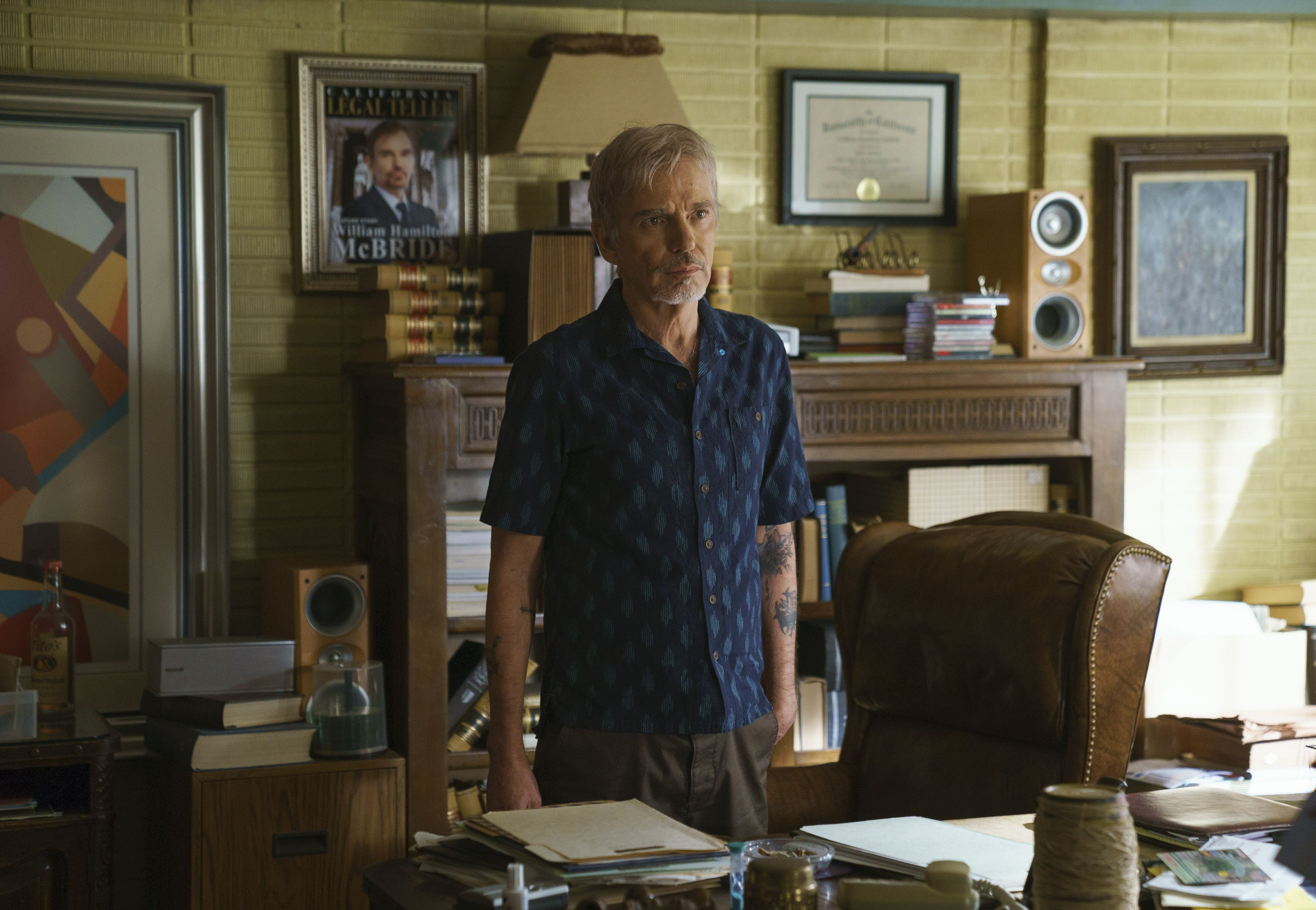 Goliath's final season renewal is a good thing (but we'd love more)