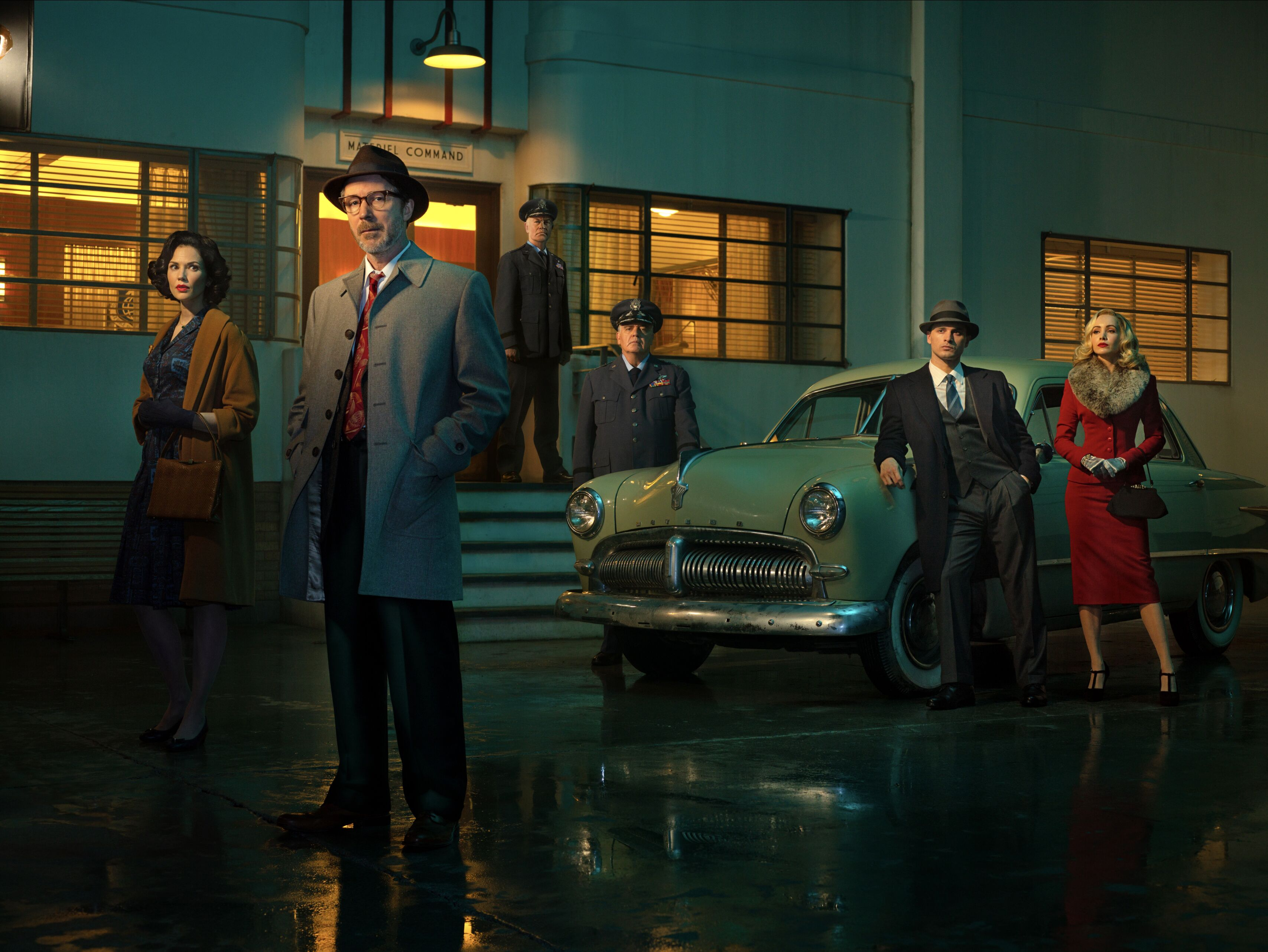 Project Blue Book Season 1 coming to DVD and Blu-ray in April