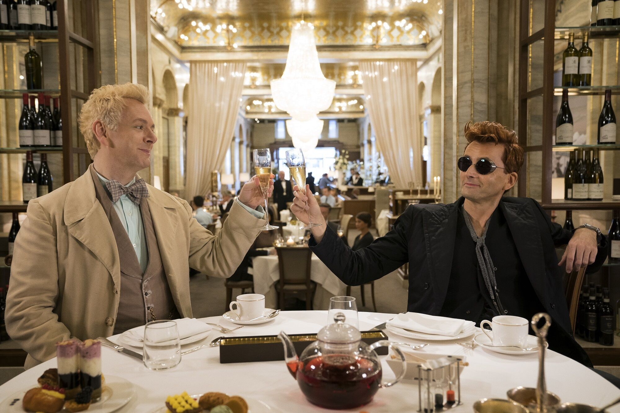 Good Omens leads Amazon's Saturn Awards 2019 nominations