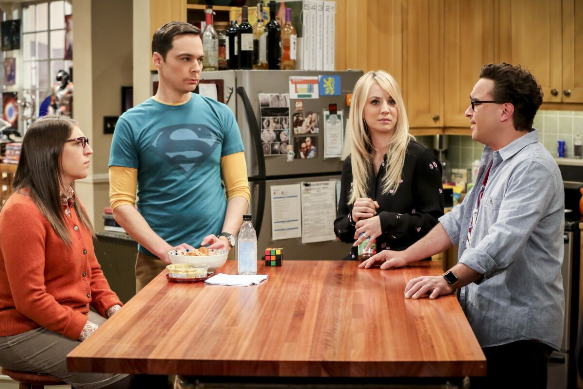 Big Bang Theory Staffel 12 Prime