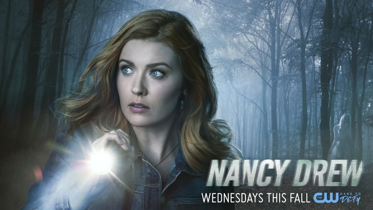 Where can you stream The CW's new series Nancy Drew?