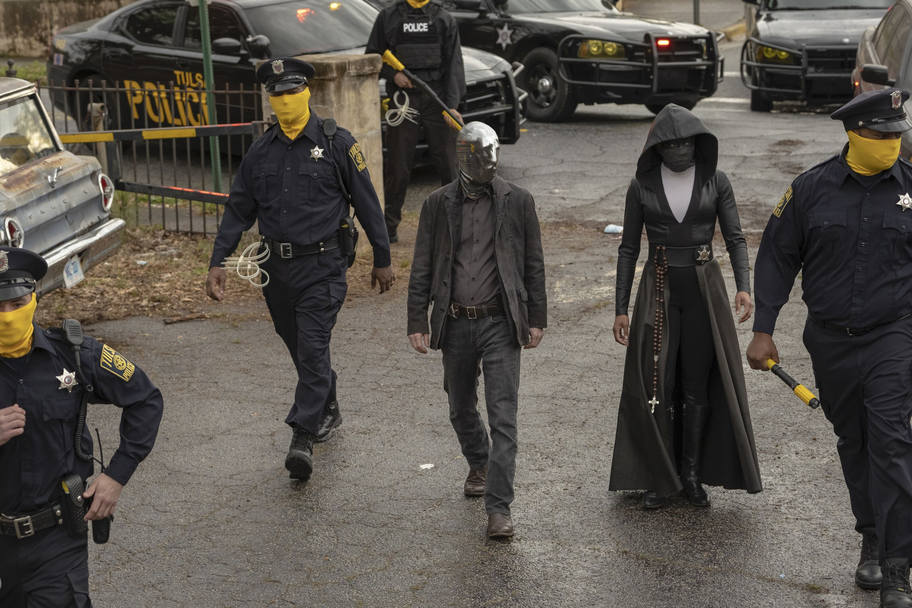 Watch the Watchmen series premiere live with Amazon Prime