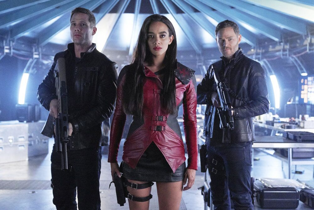 Killjoys Season 5 coming to DVD in December 2019