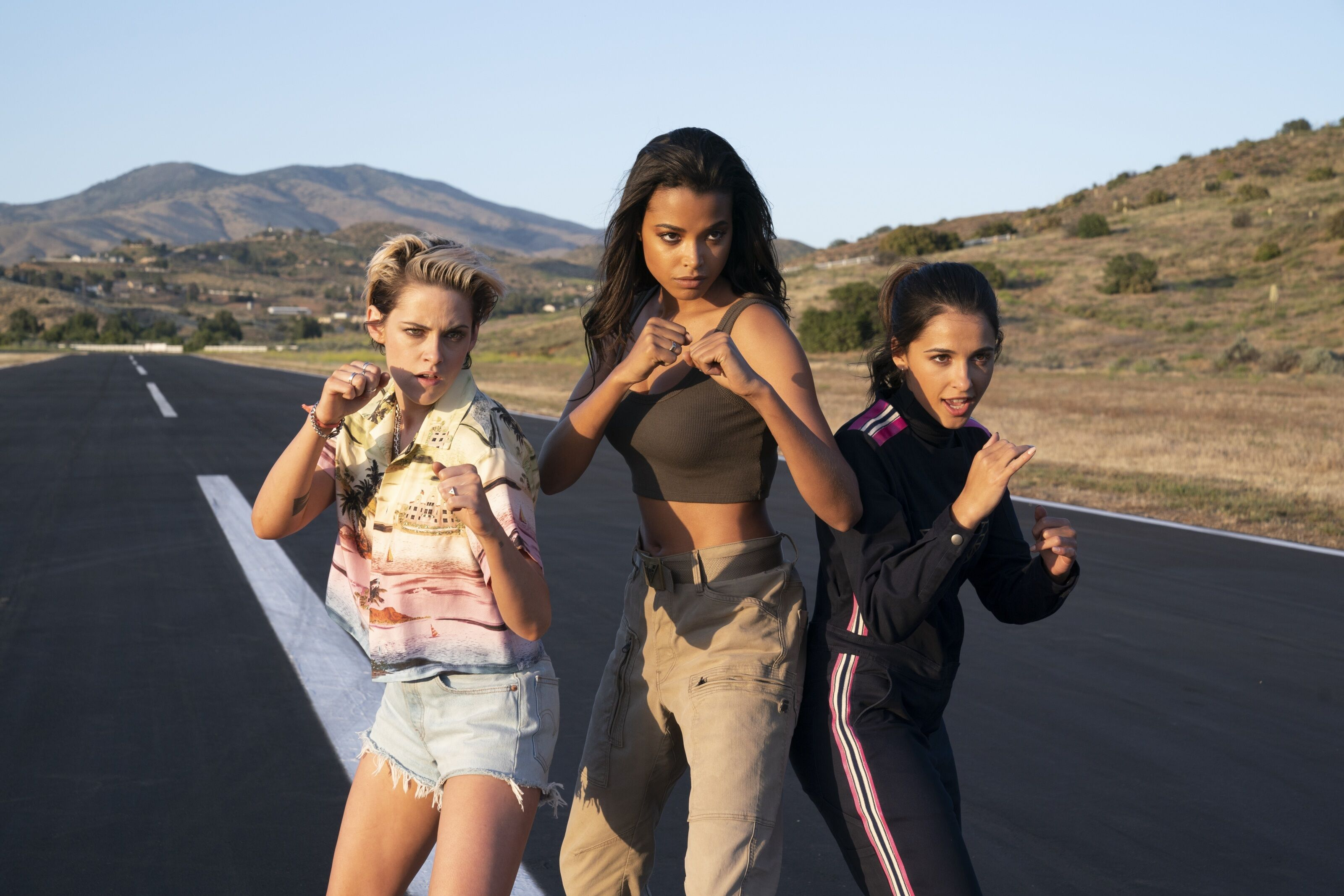 When will Charlie's Angels be available on DVD and Blu-ray?